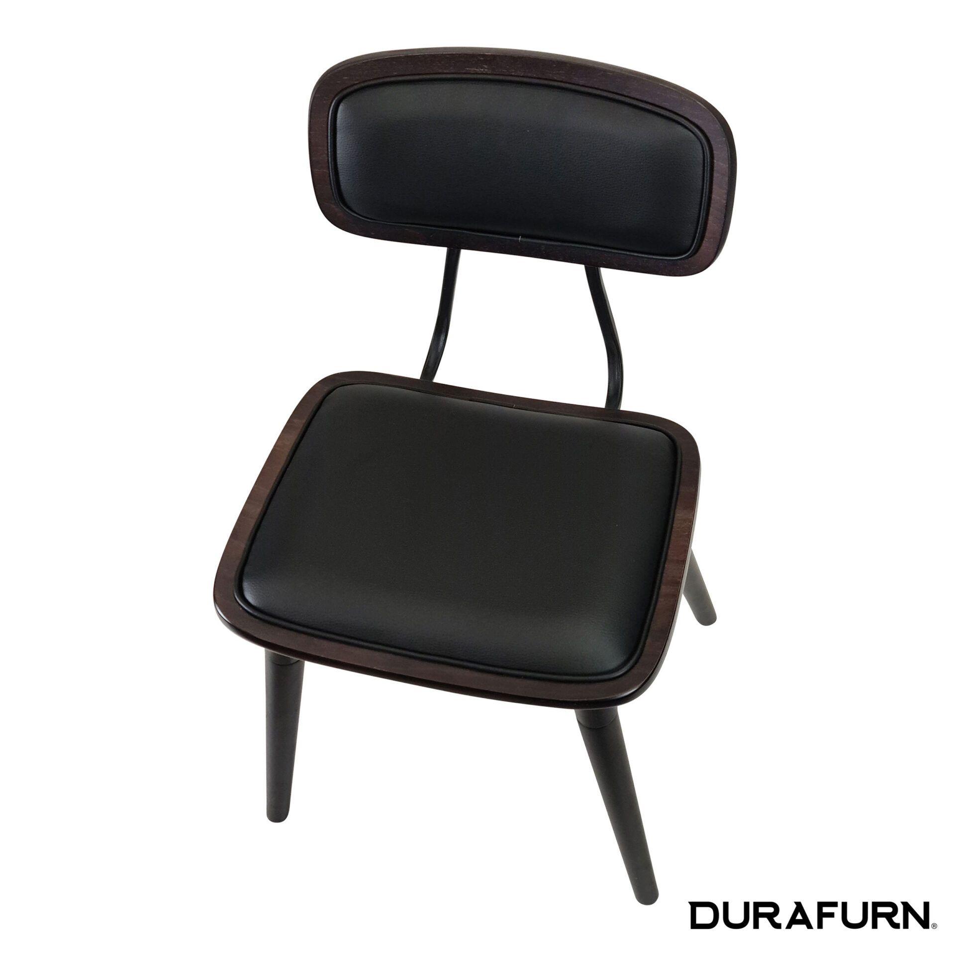 felix chair wenge uph top angle