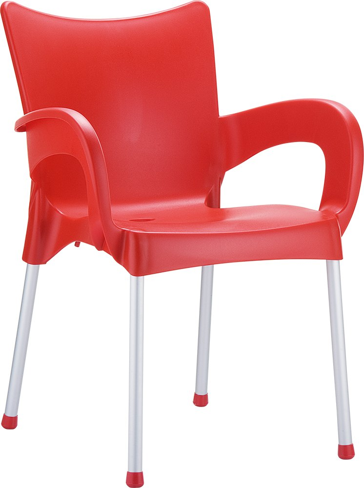 romeo chair red