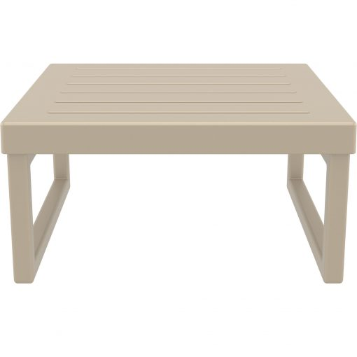 004 ml table taupe front