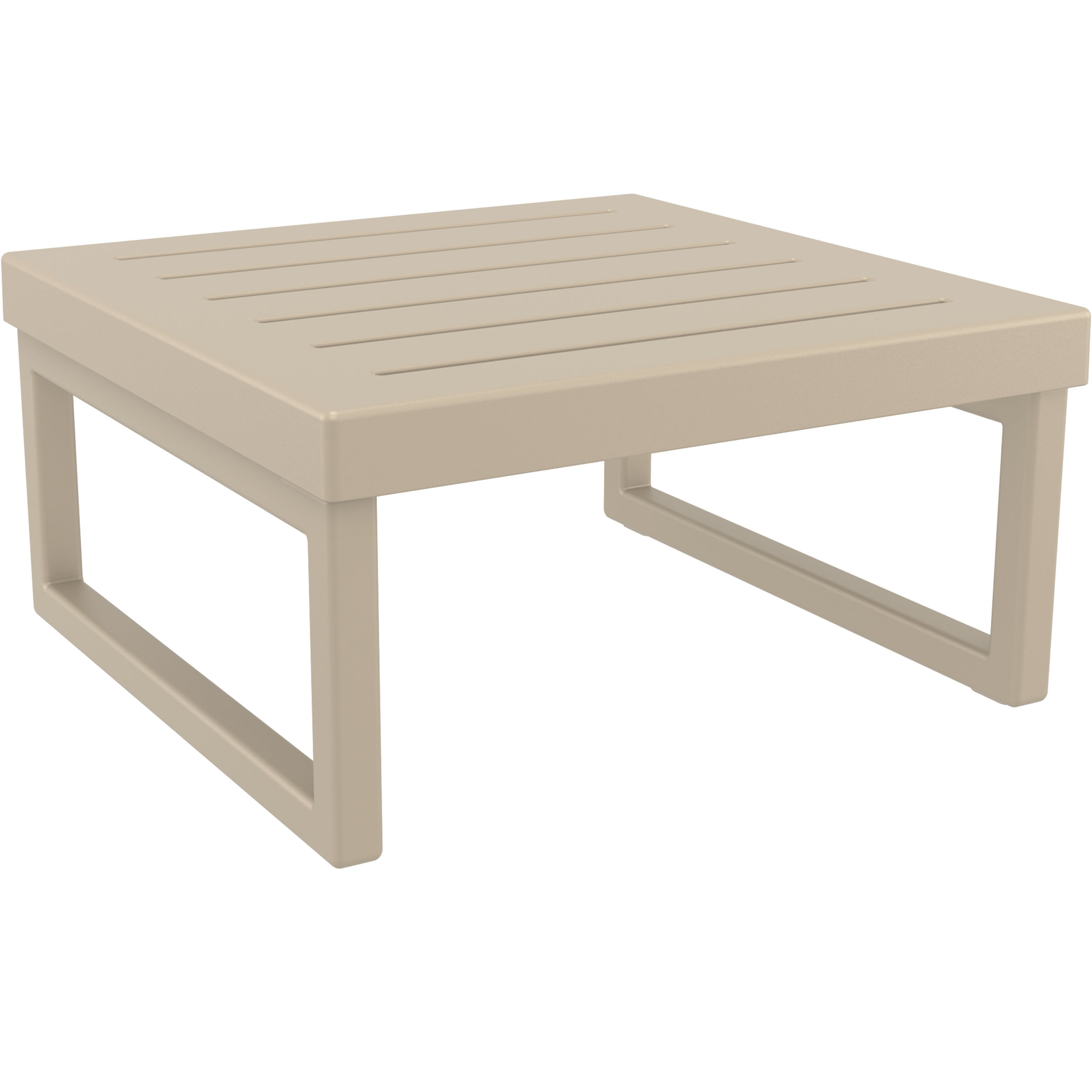 005 ml table taupe front side