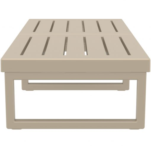 006 ml table xl taupe side