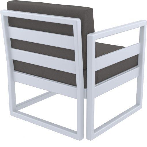 007 ml armchair silvergrey darkgrey back side