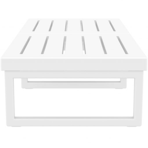 009 ml table xl white side