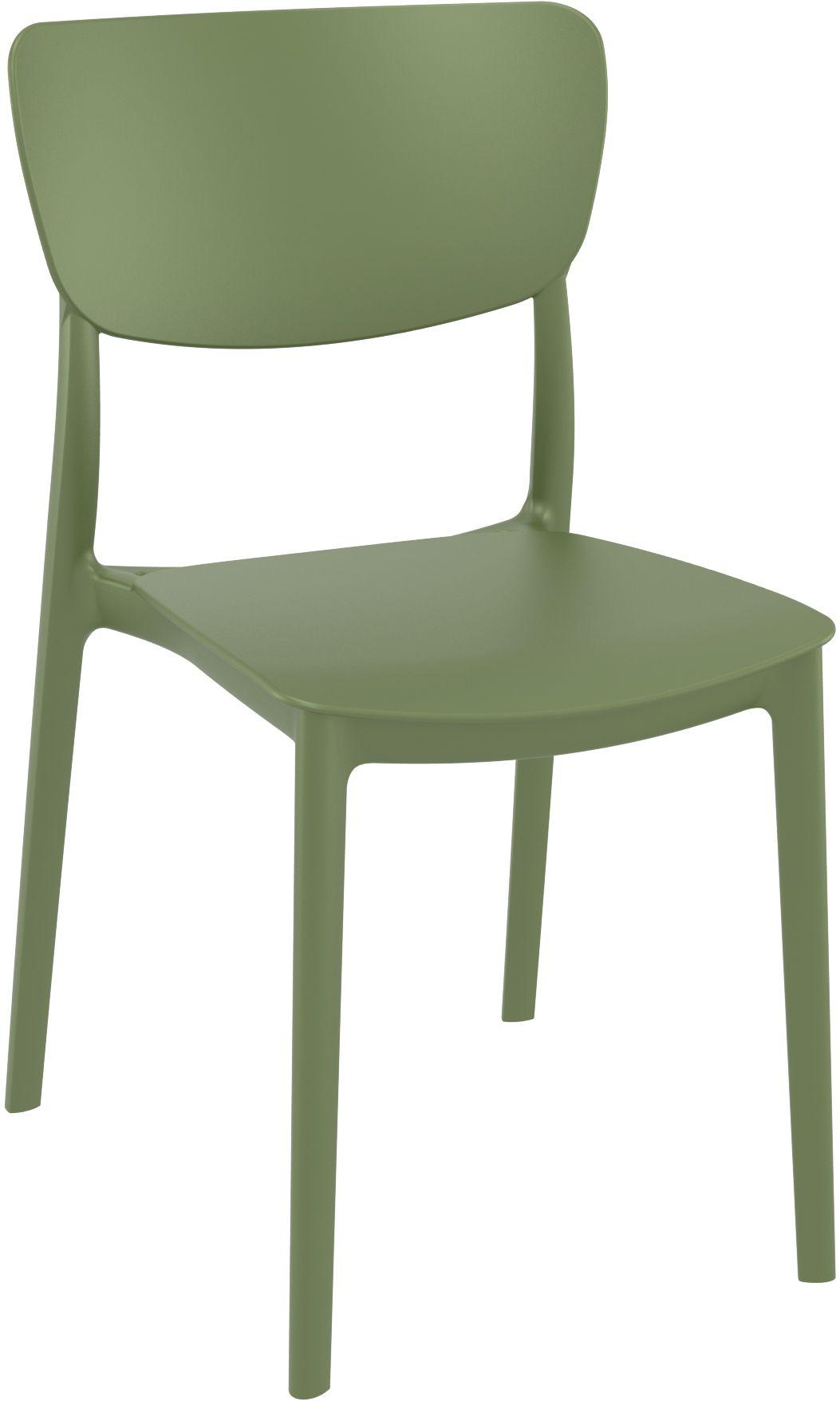 014 monna olive green front side