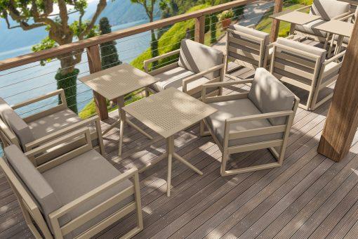 06 754 ml armchair sky folding table 60