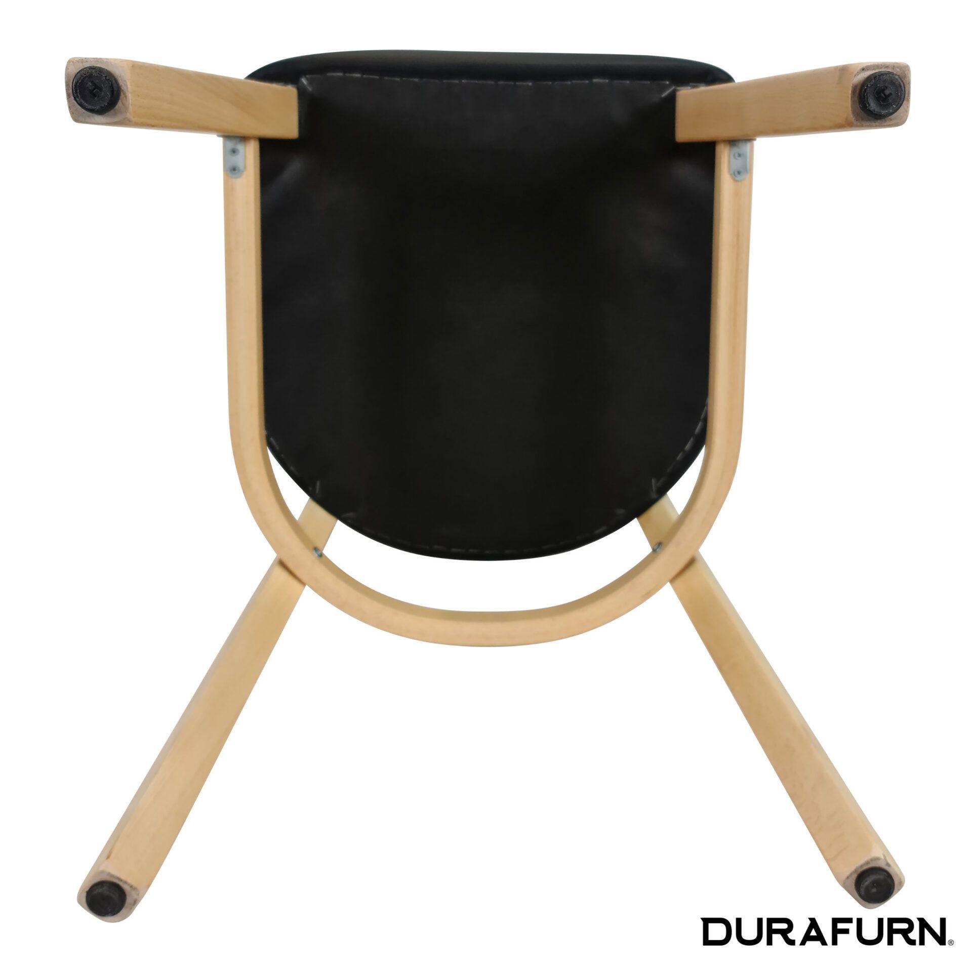 memphis chair natural.underneath