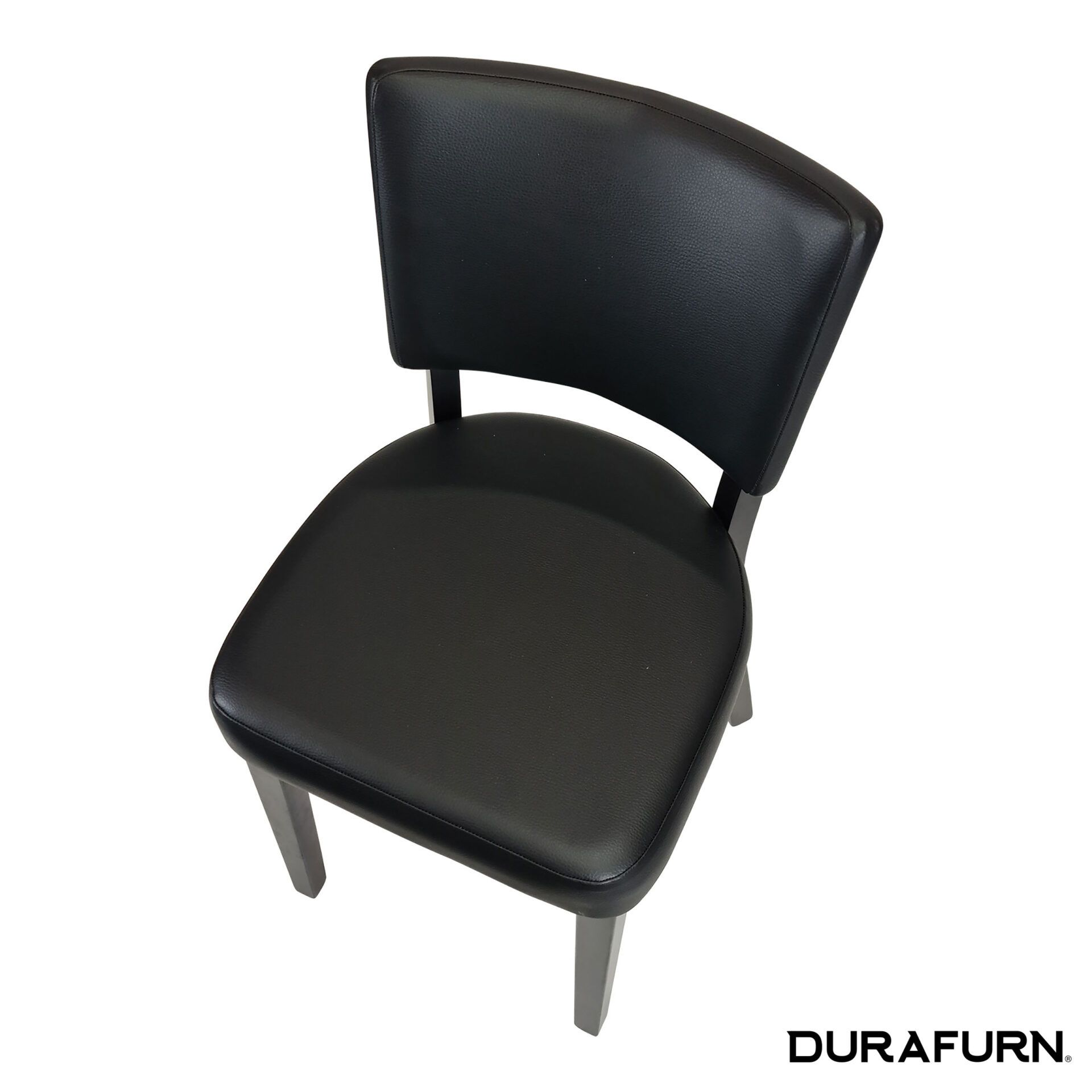 memphis chair wenge top angle 1