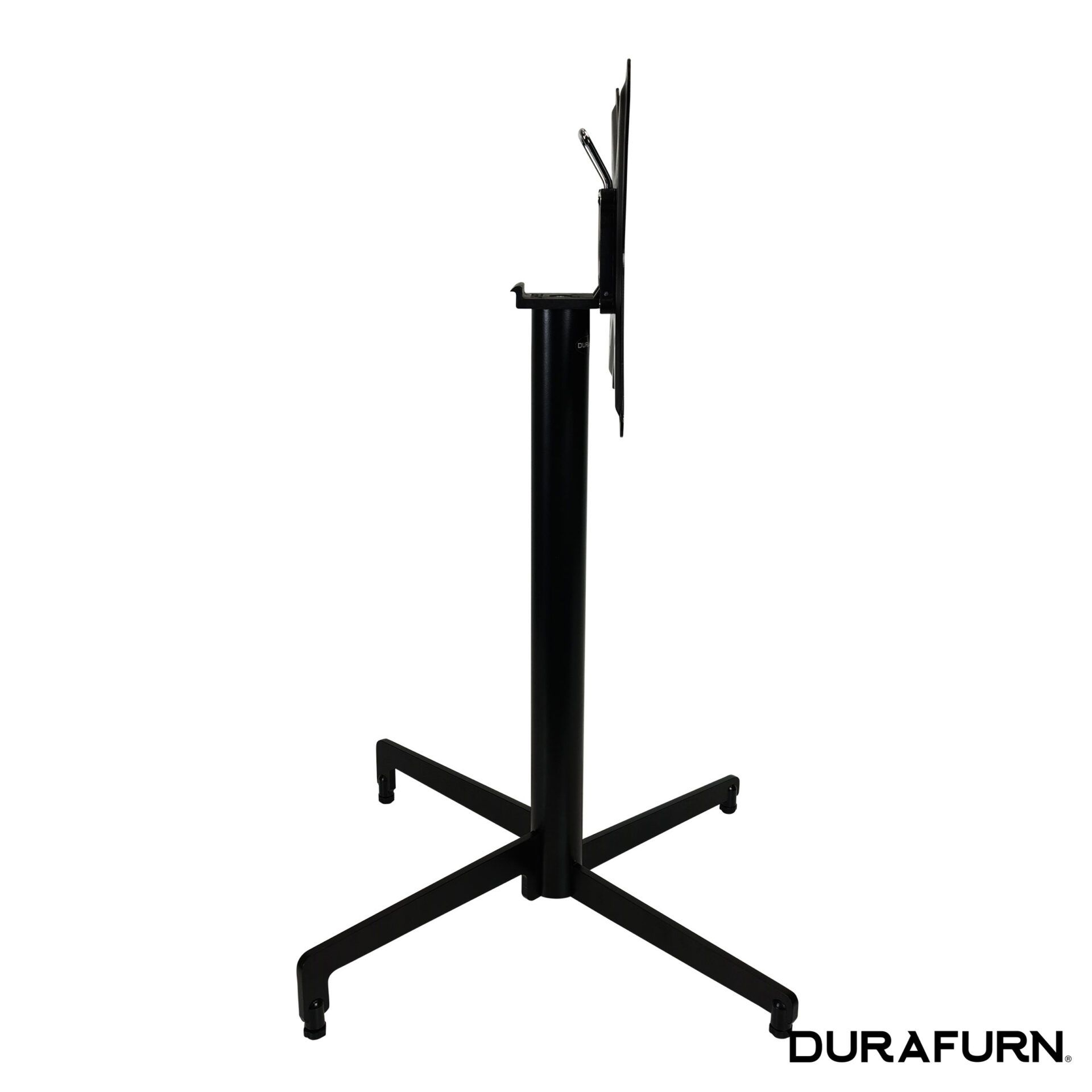 berlin folding table base black.side open 1