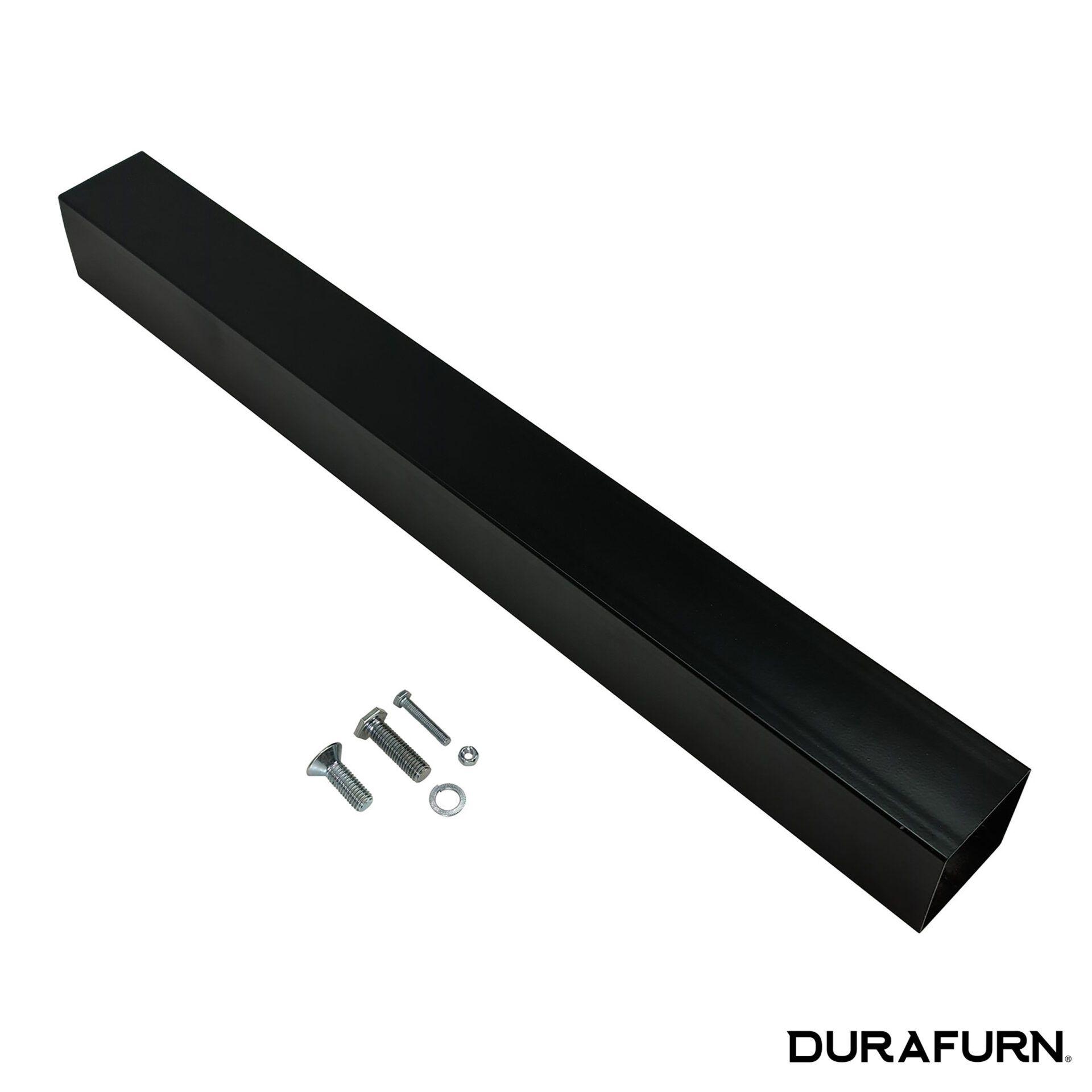 calais table base black.pole .parts 1