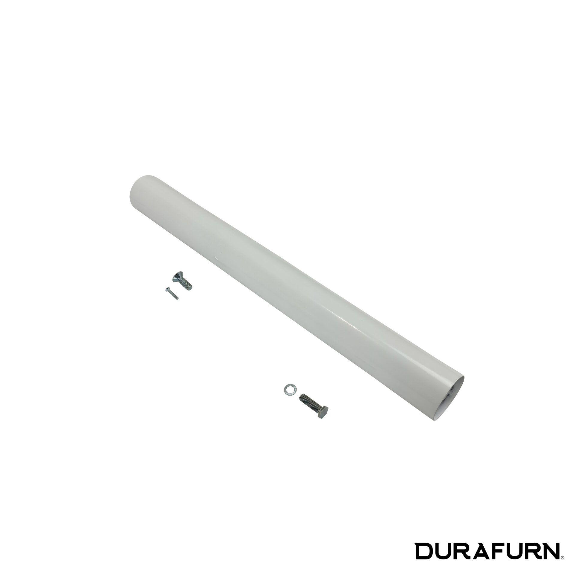 lyon table base white.pole .parts 1