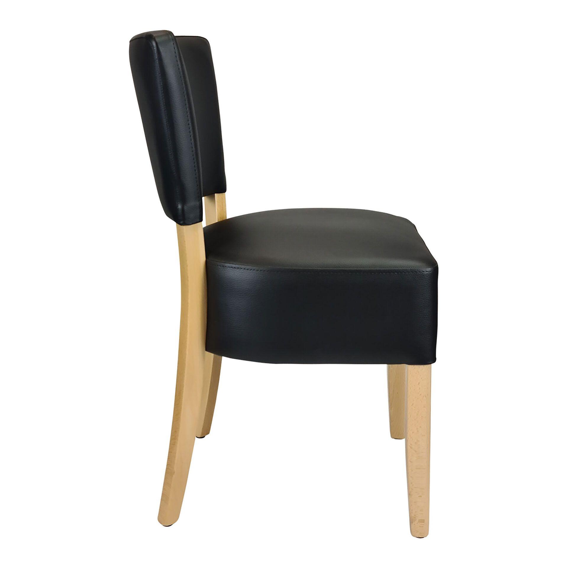 memphis club chair natural side