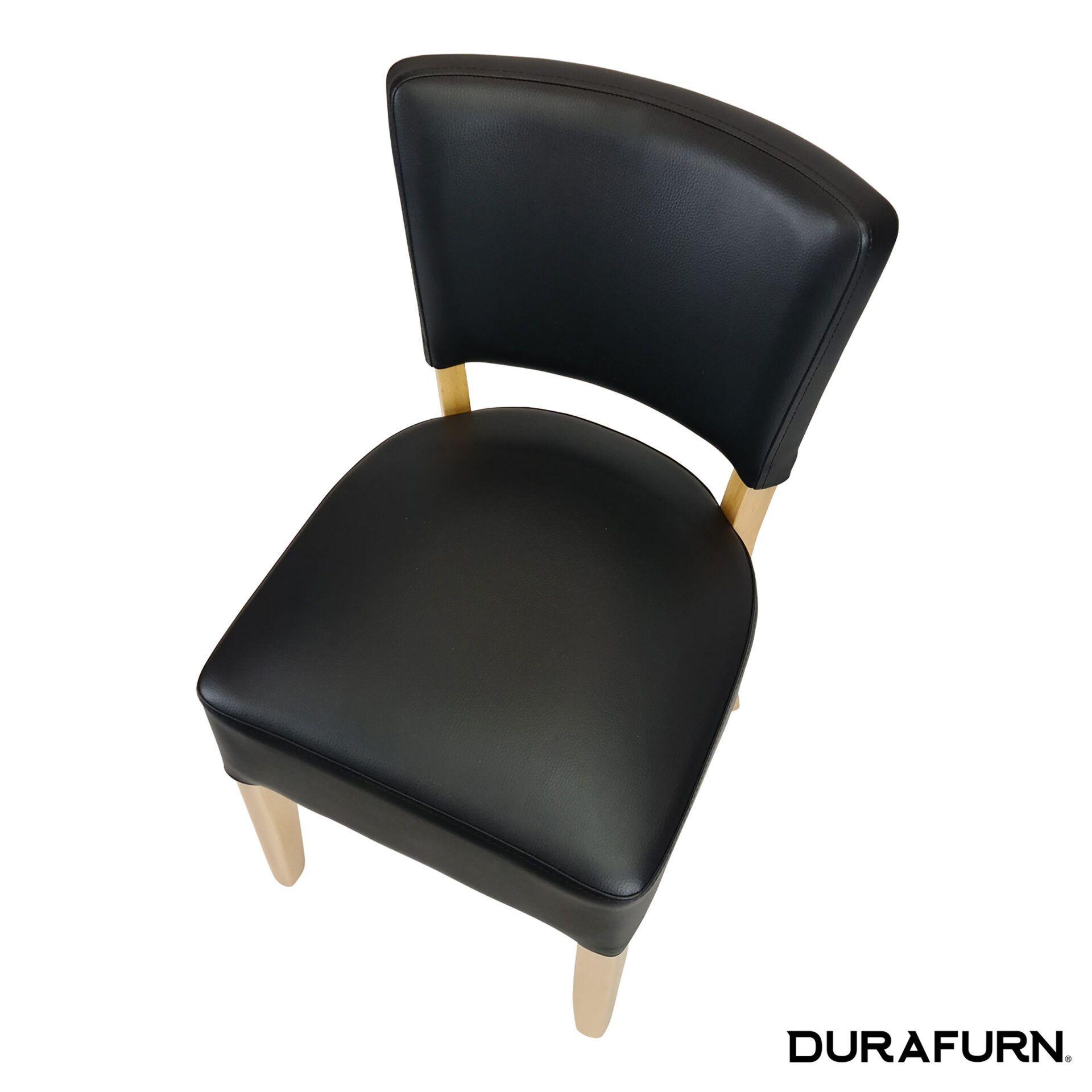 memphis club chair natural top angle 1