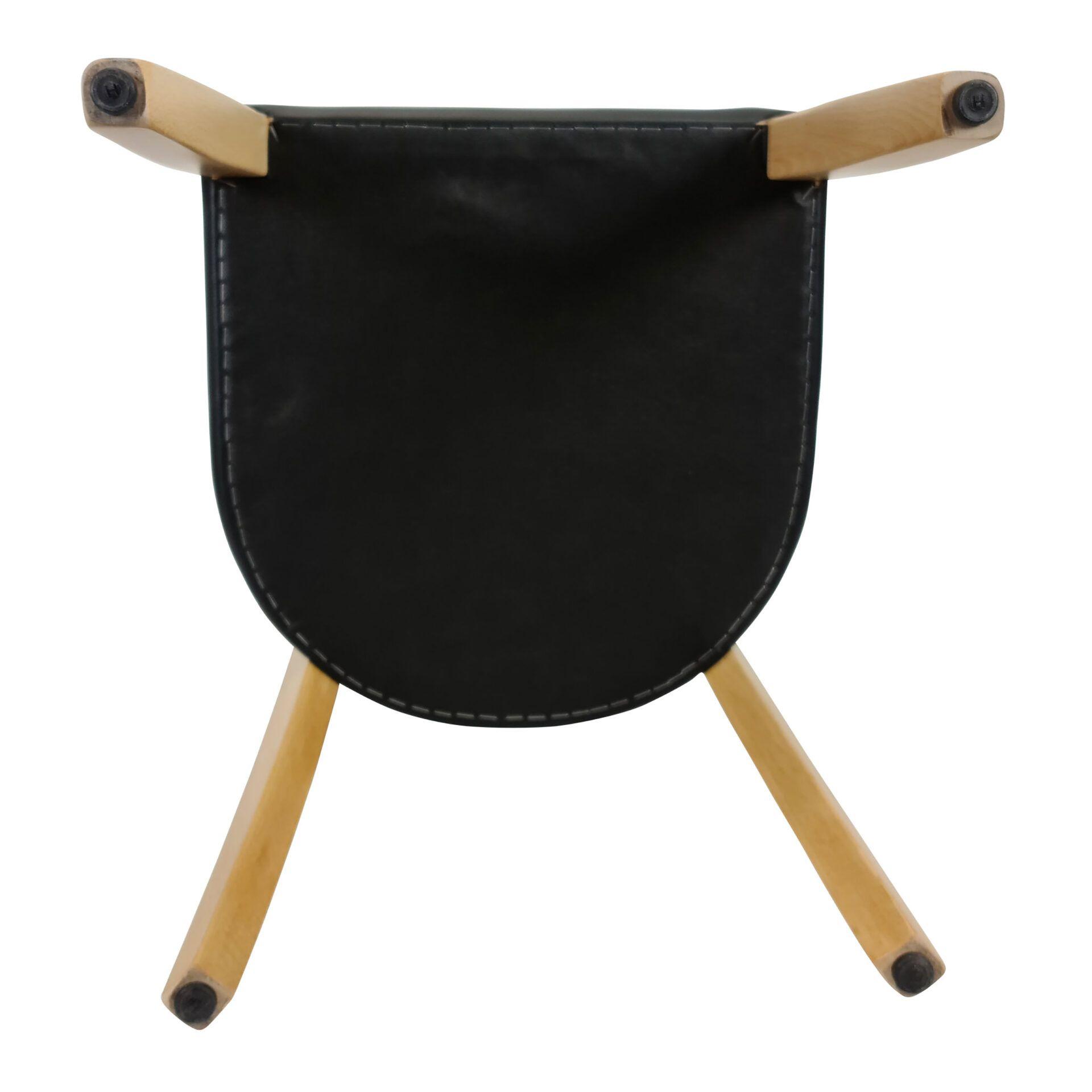 memphis club chair natural underneath