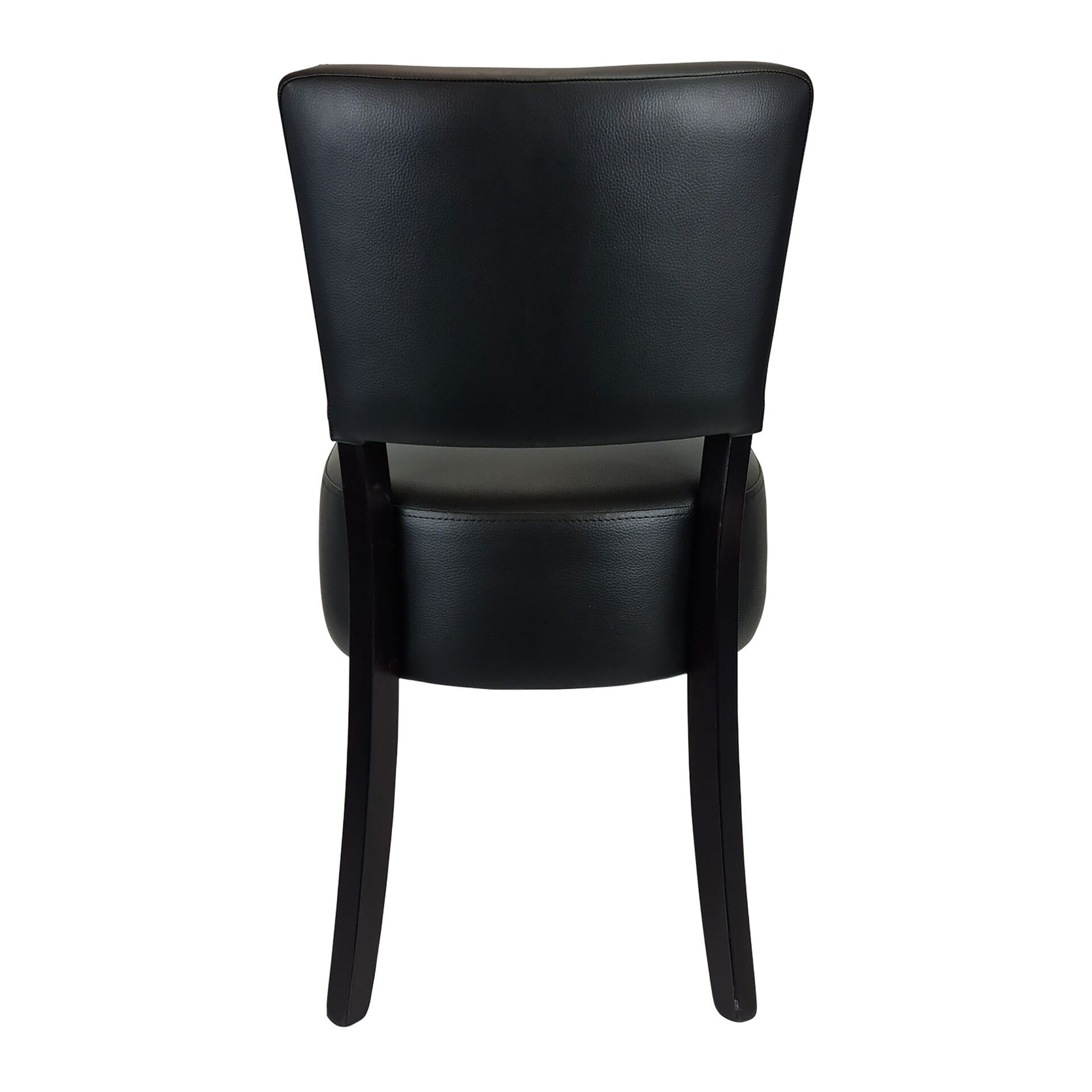 memphis club chair wenge back