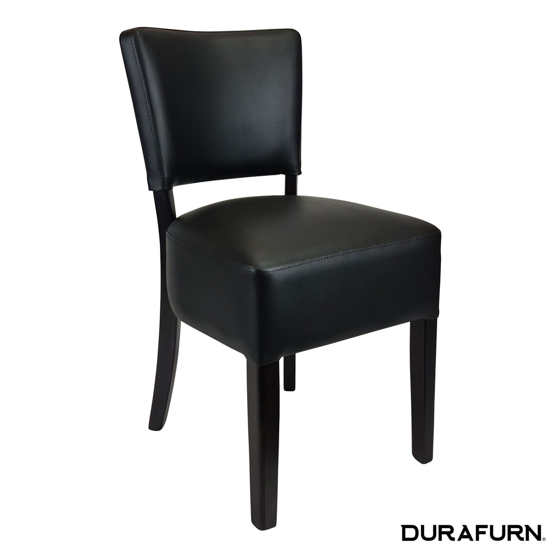 memphis club chair wenge front side 1