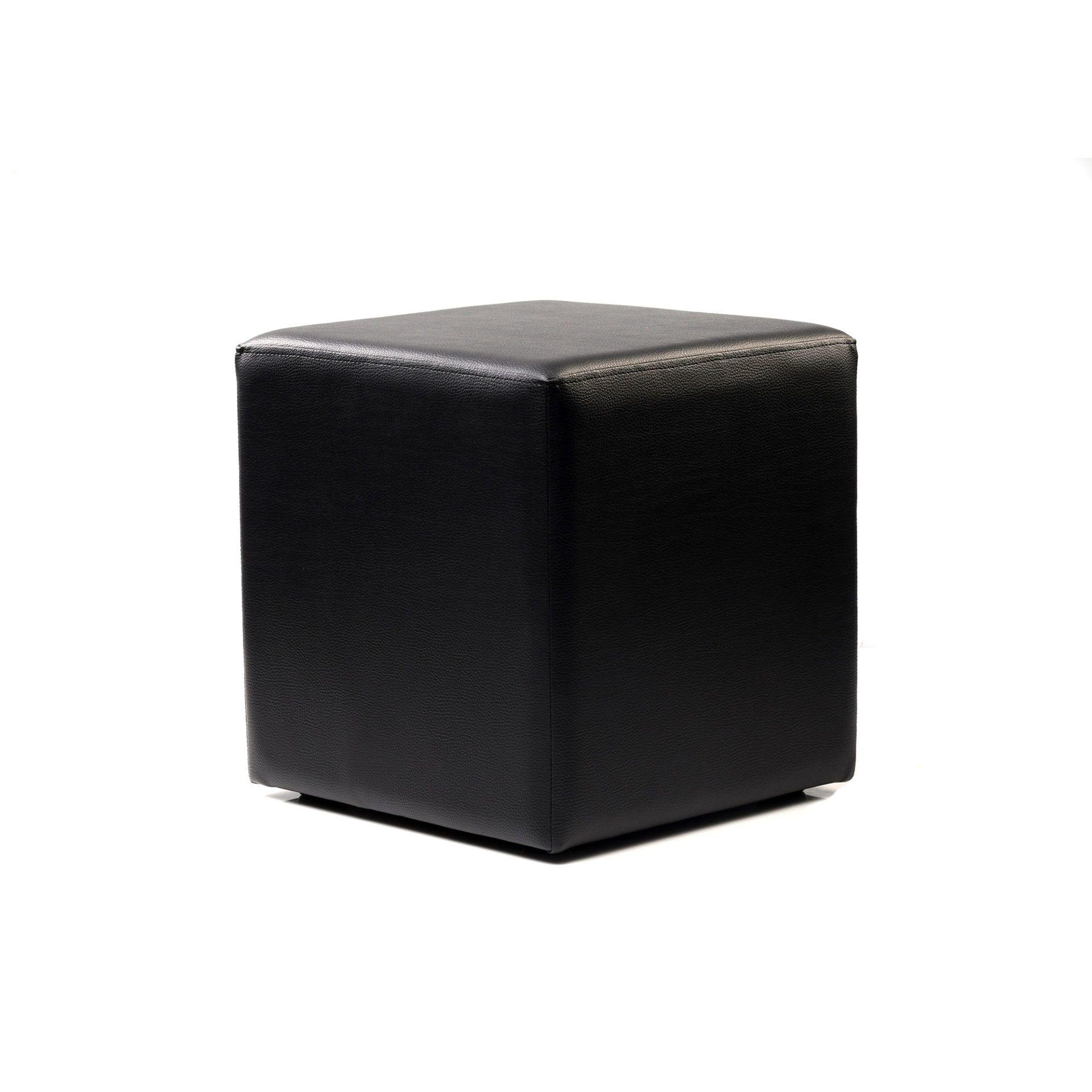 ottoman square black01