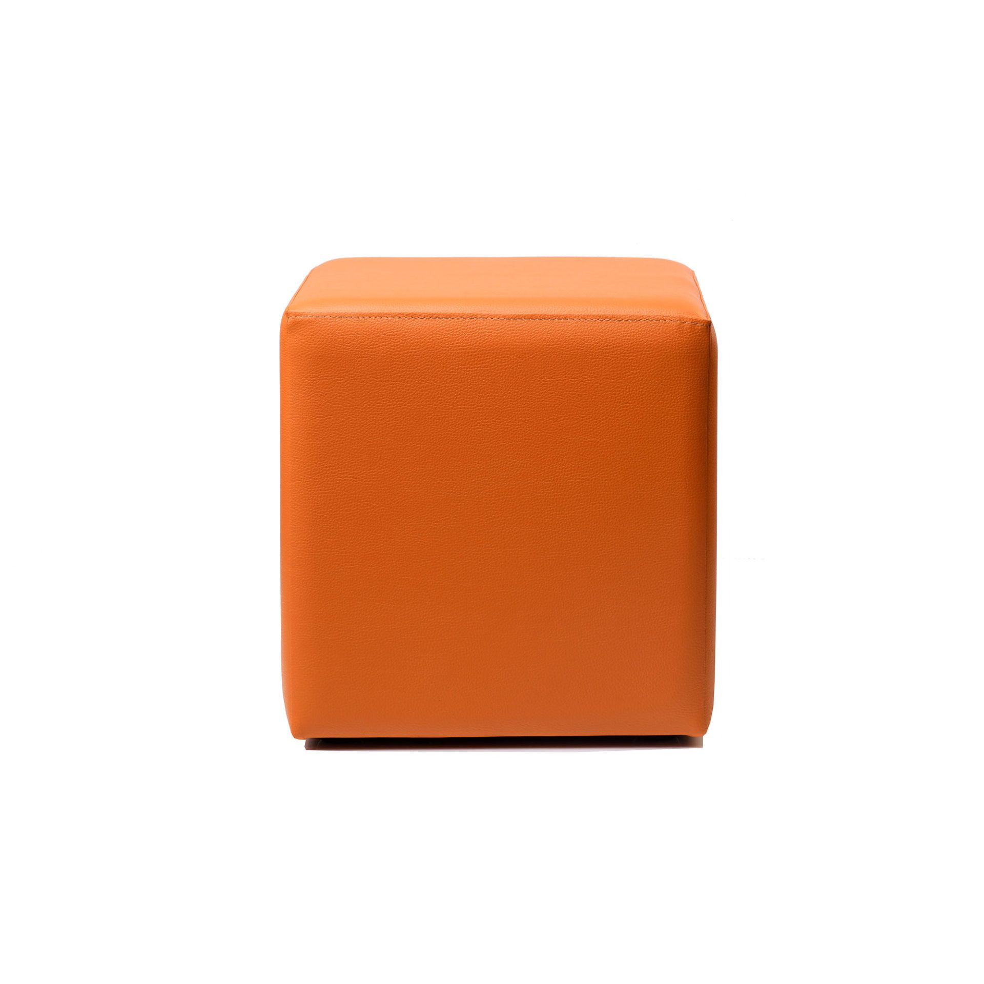 ottoman square orange01
