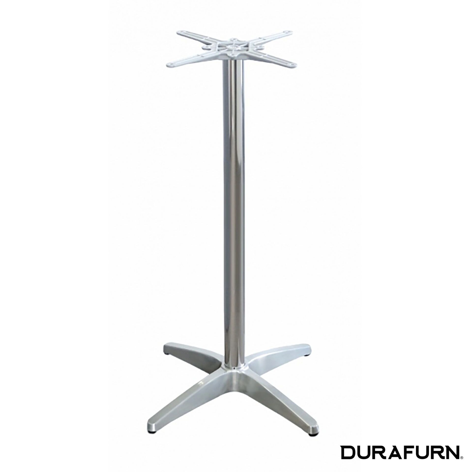 astoria aluminium bar height table base8m3qda