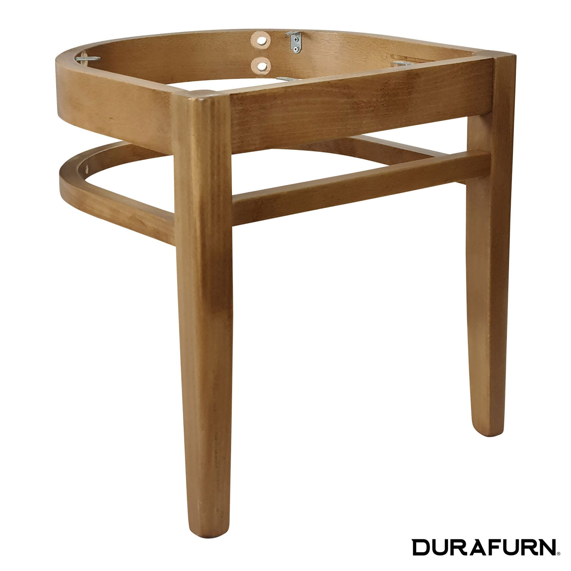 florence chair natural front legs