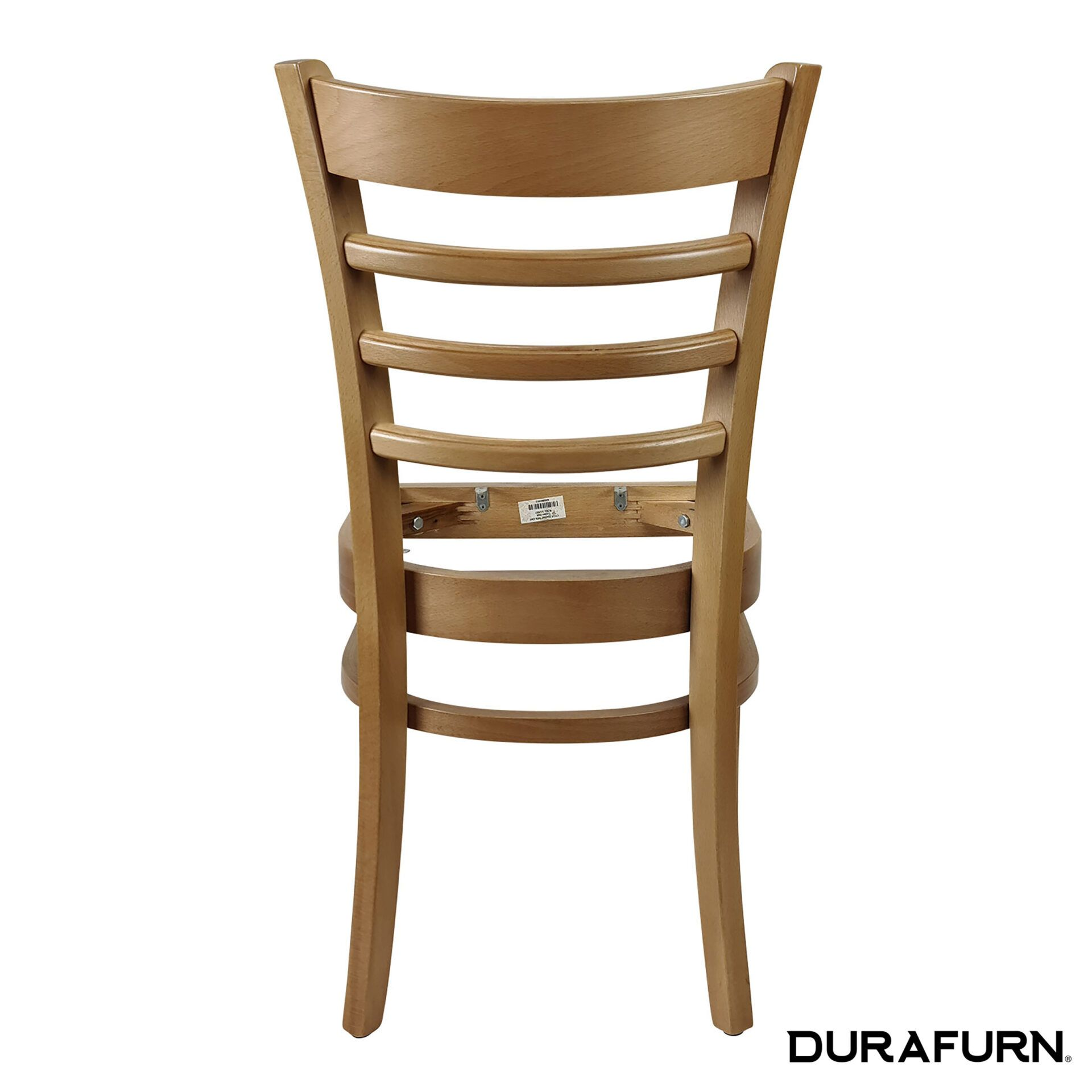 florence chair natural noseat back