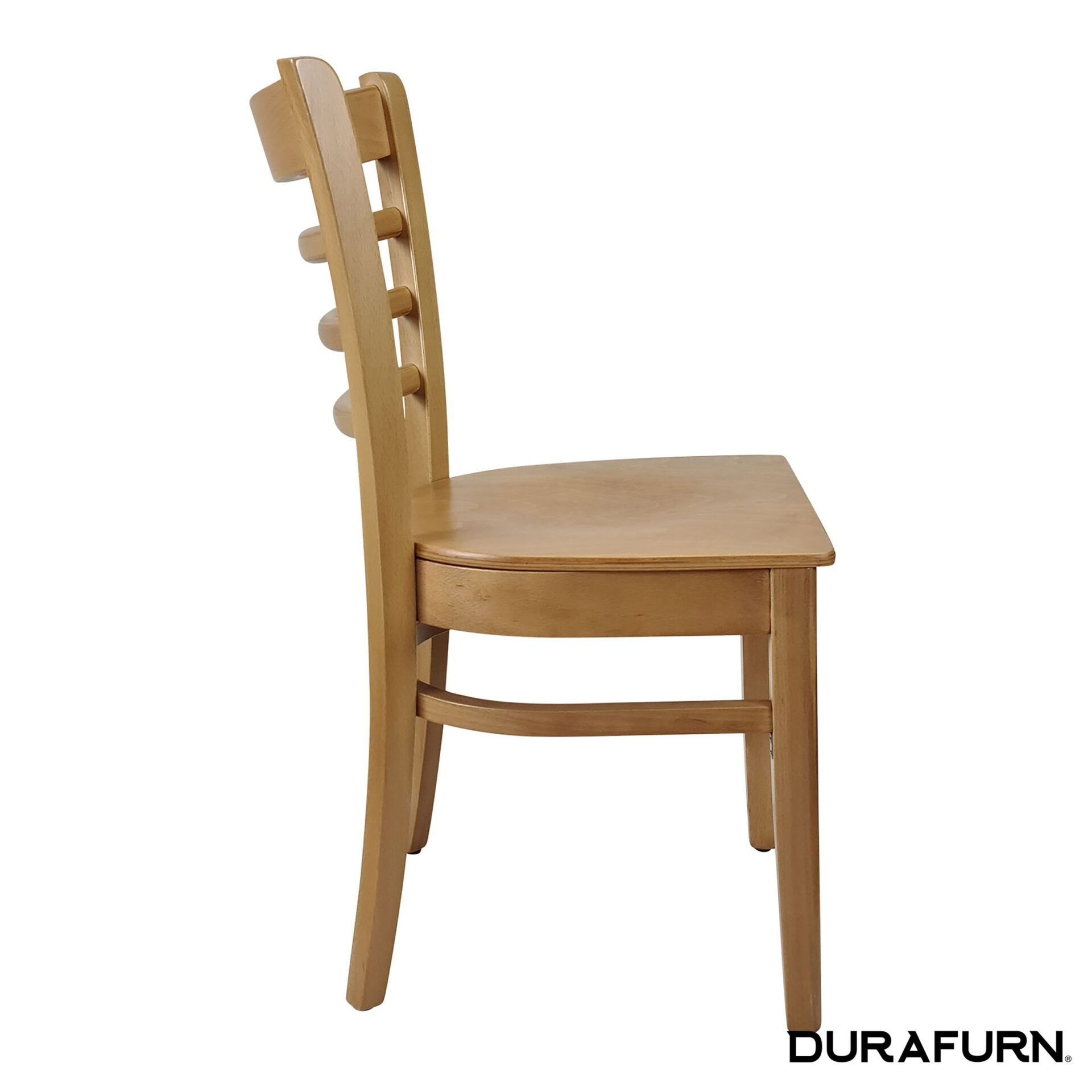 florence chair natural side