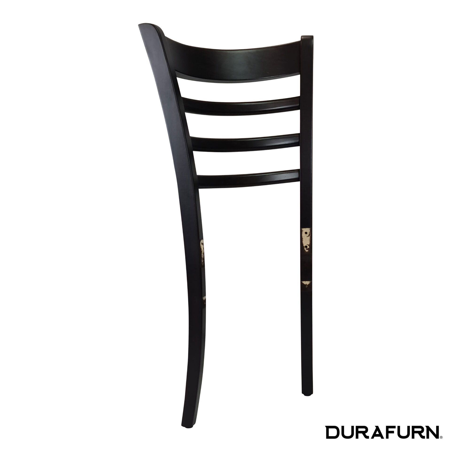 florence chair wenge back legs