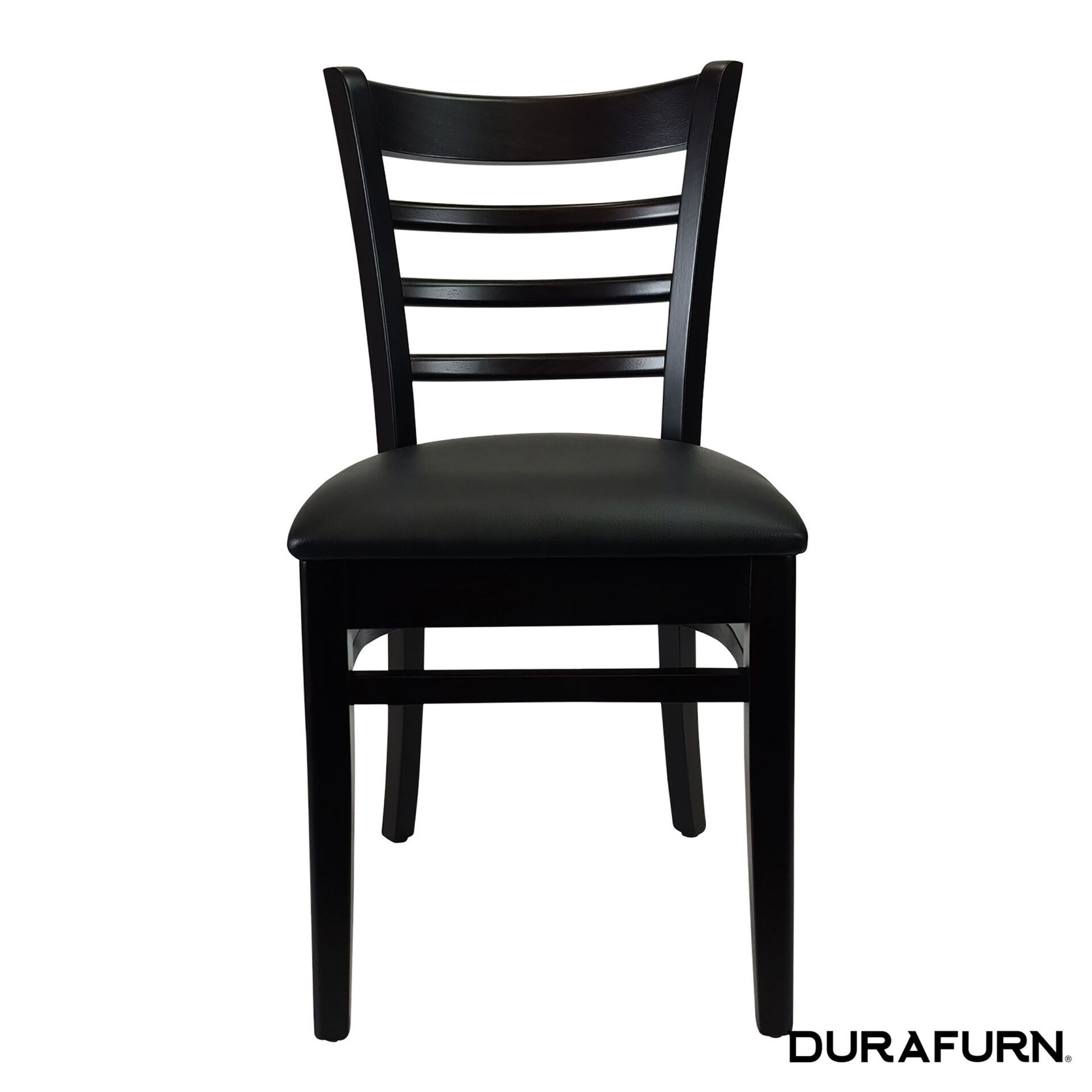 florence chair wenge black cushion front
