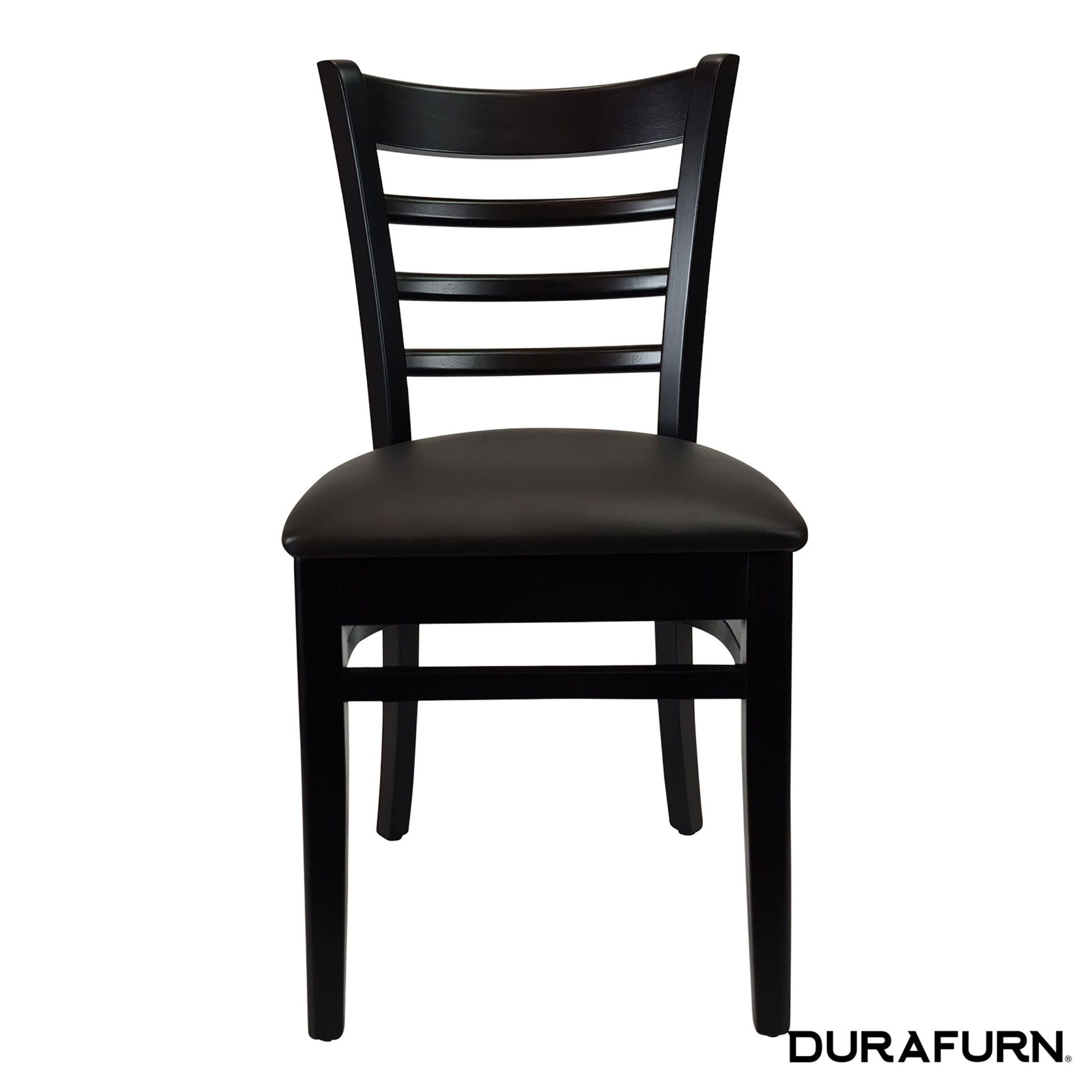 florence chair wenge chocolate cushion front