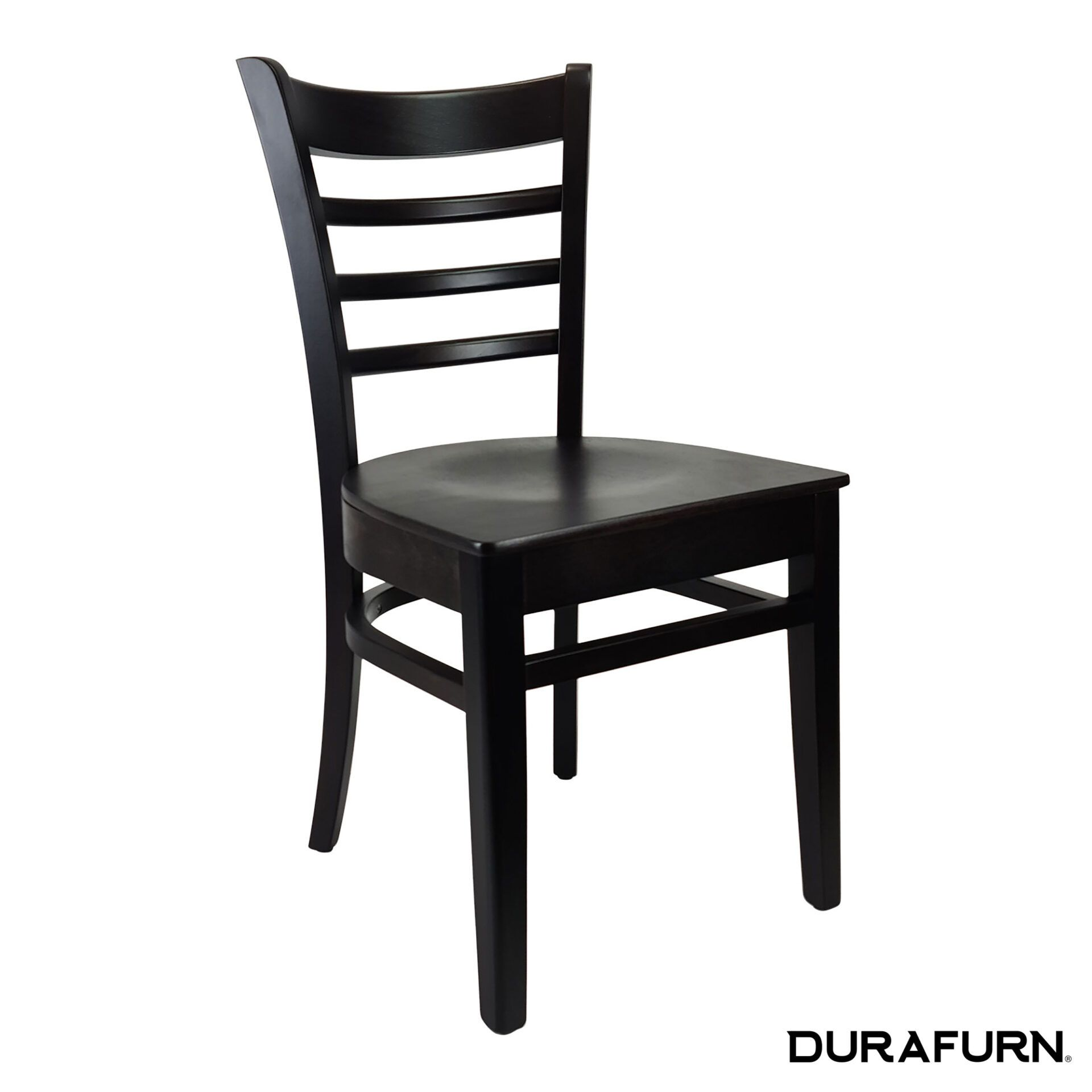 florence chair wenge front side
