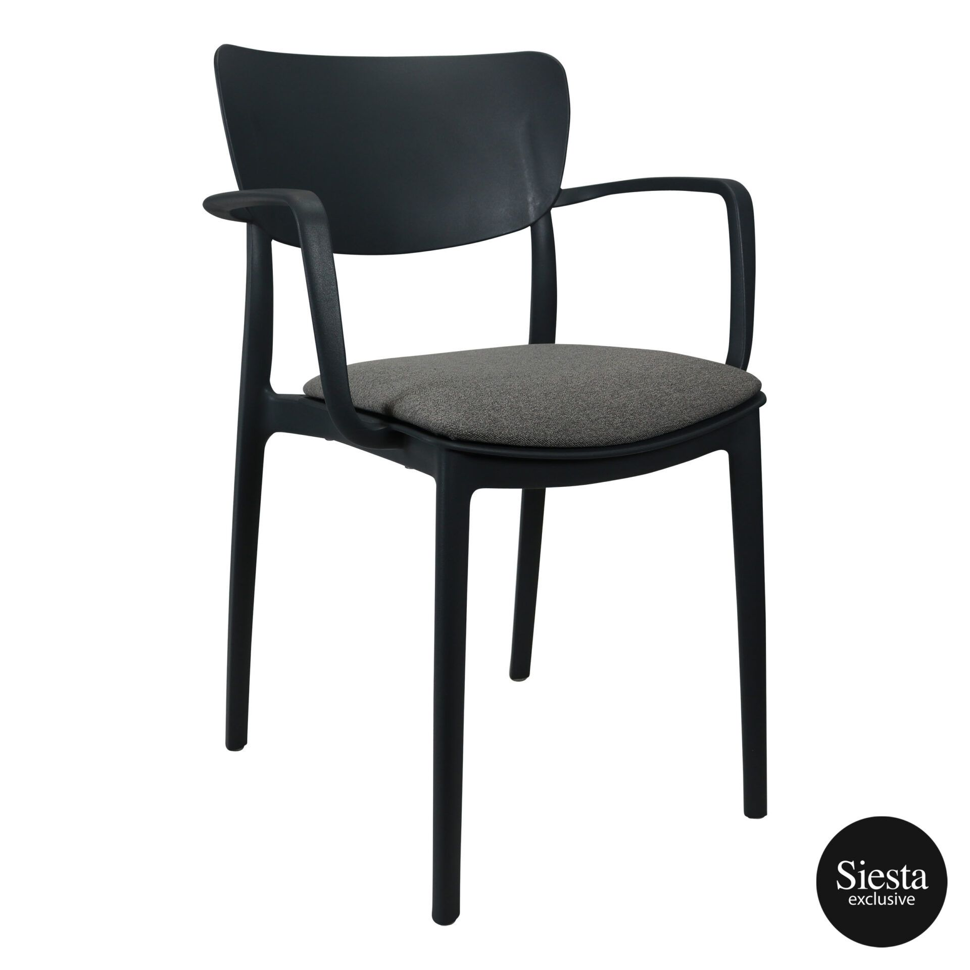 lisa armchair anthracite c1a