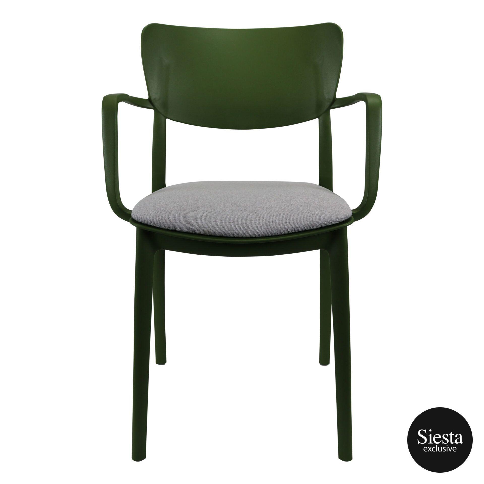 lisa armchair olivegreen c2