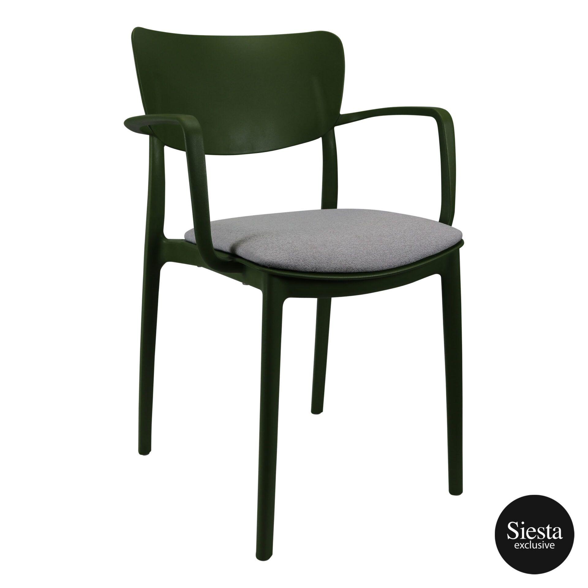 lisa armchair olivegreen c2a