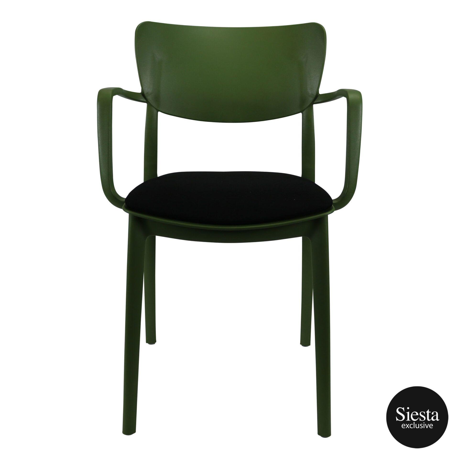 lisa armchair olivegreen c4