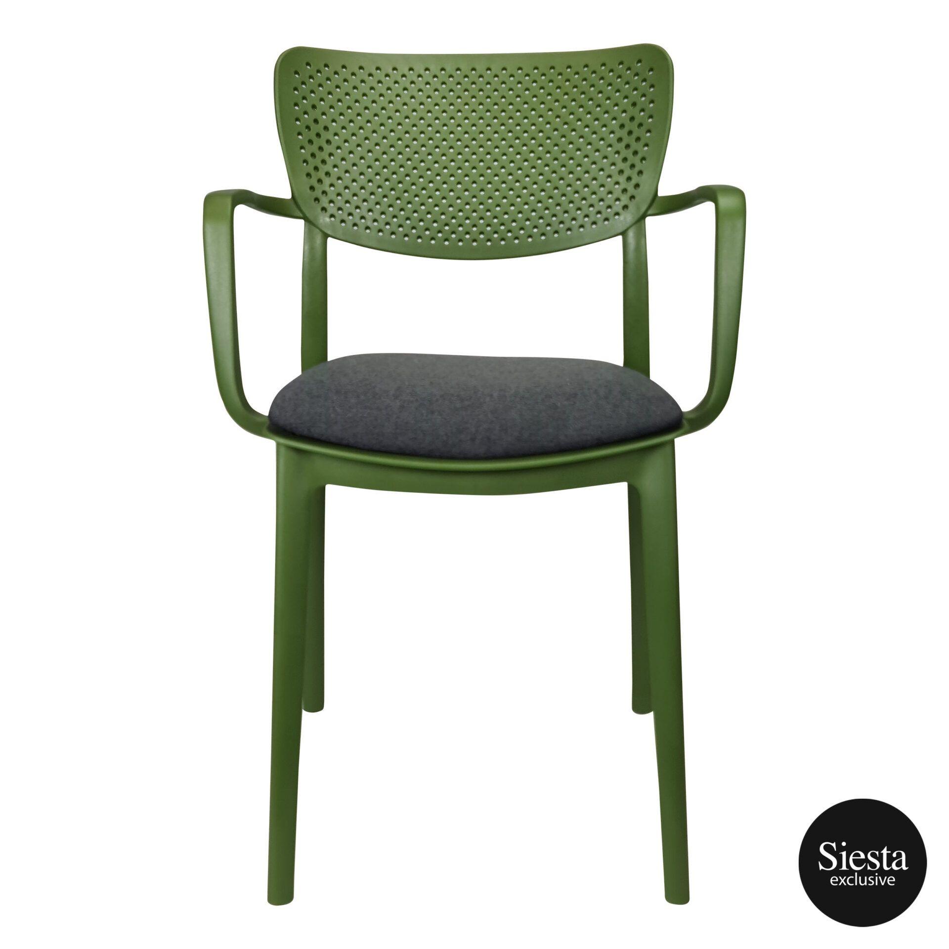 loft armchair olivegreen c3