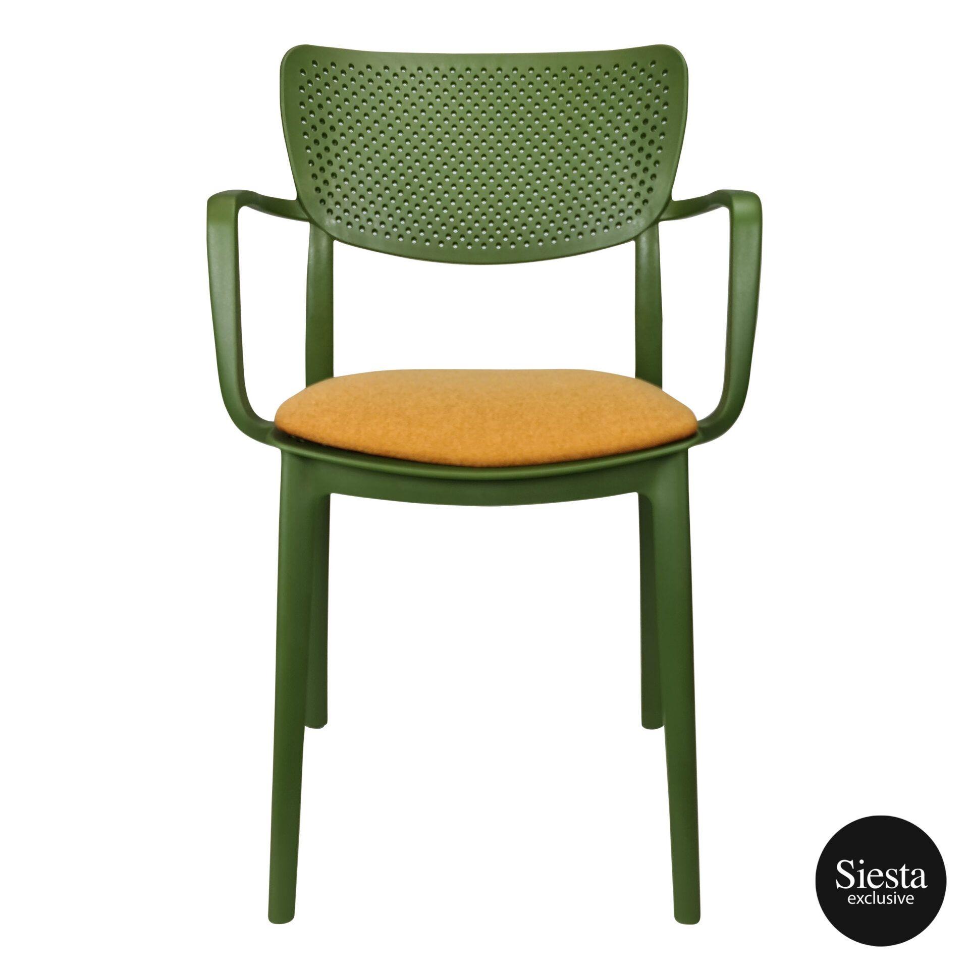 loft armchair olivegreen c5