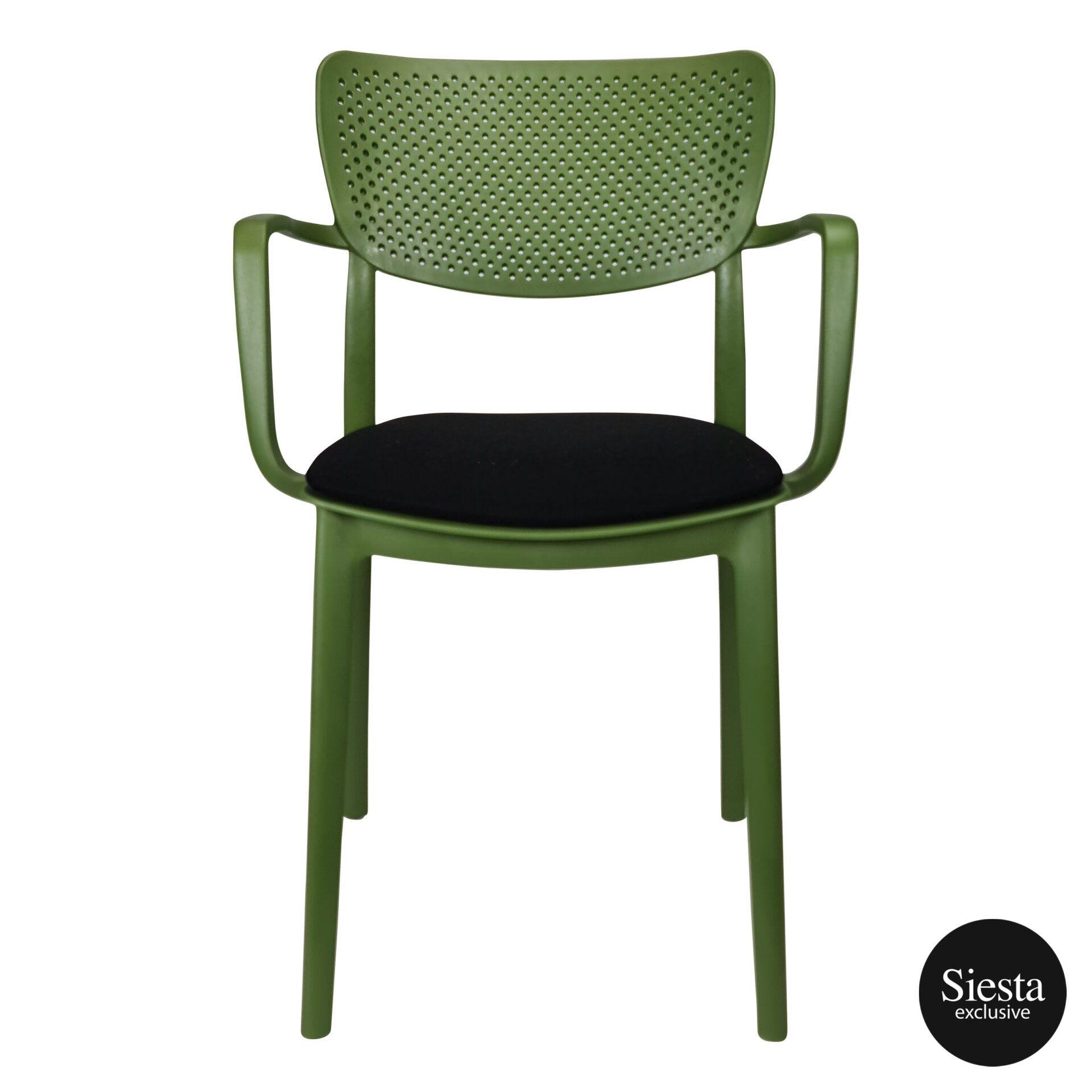 loft armchair olivegreen c6
