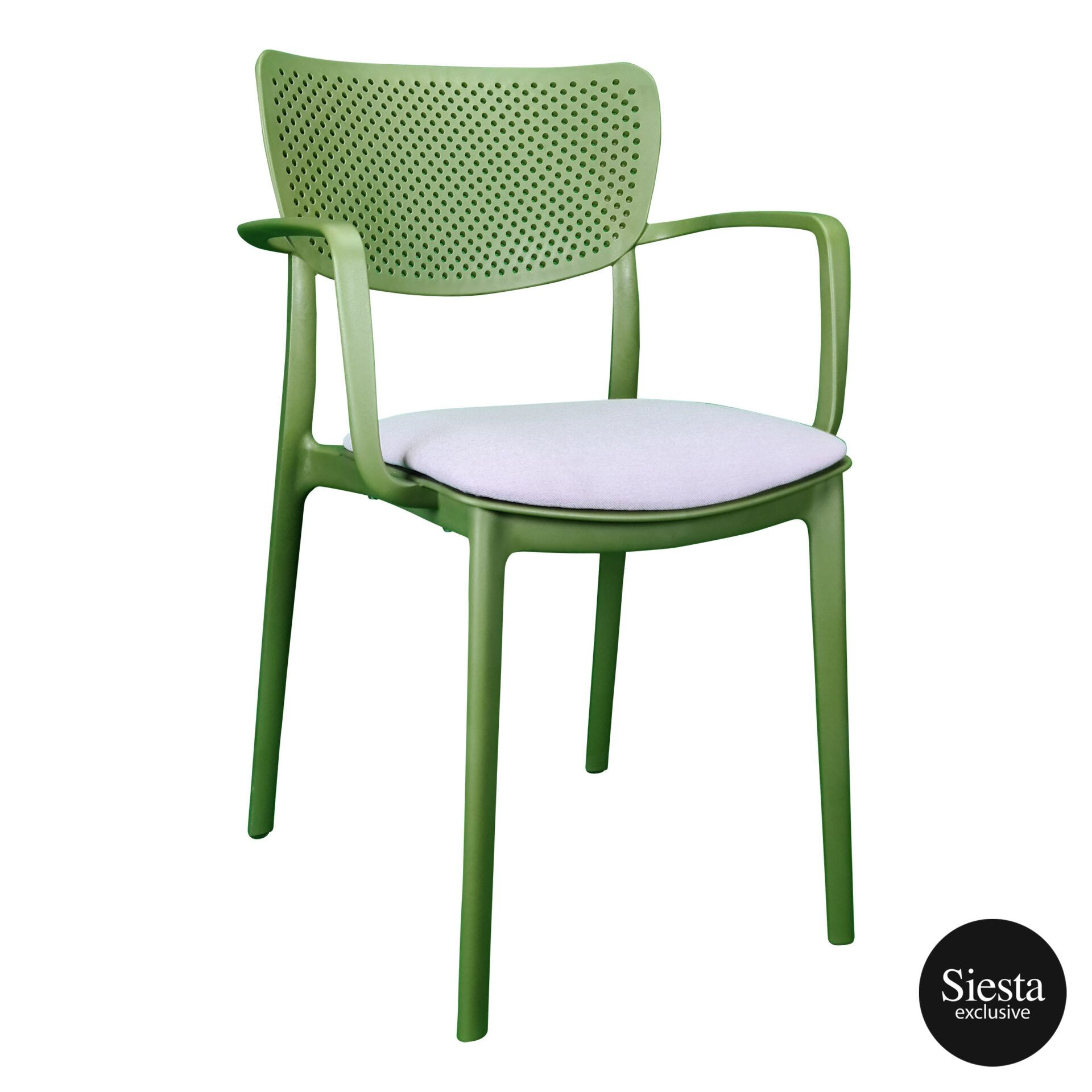 loft armchair olivegreen c7a