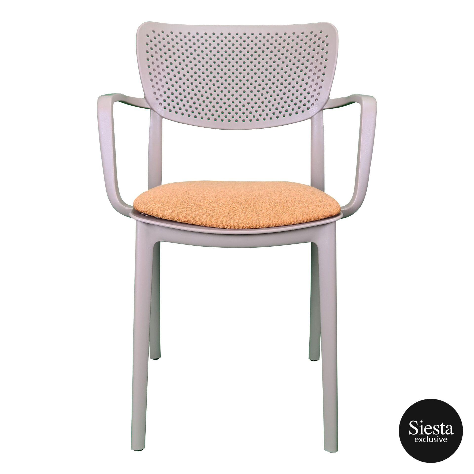 loft armchair taupe c5