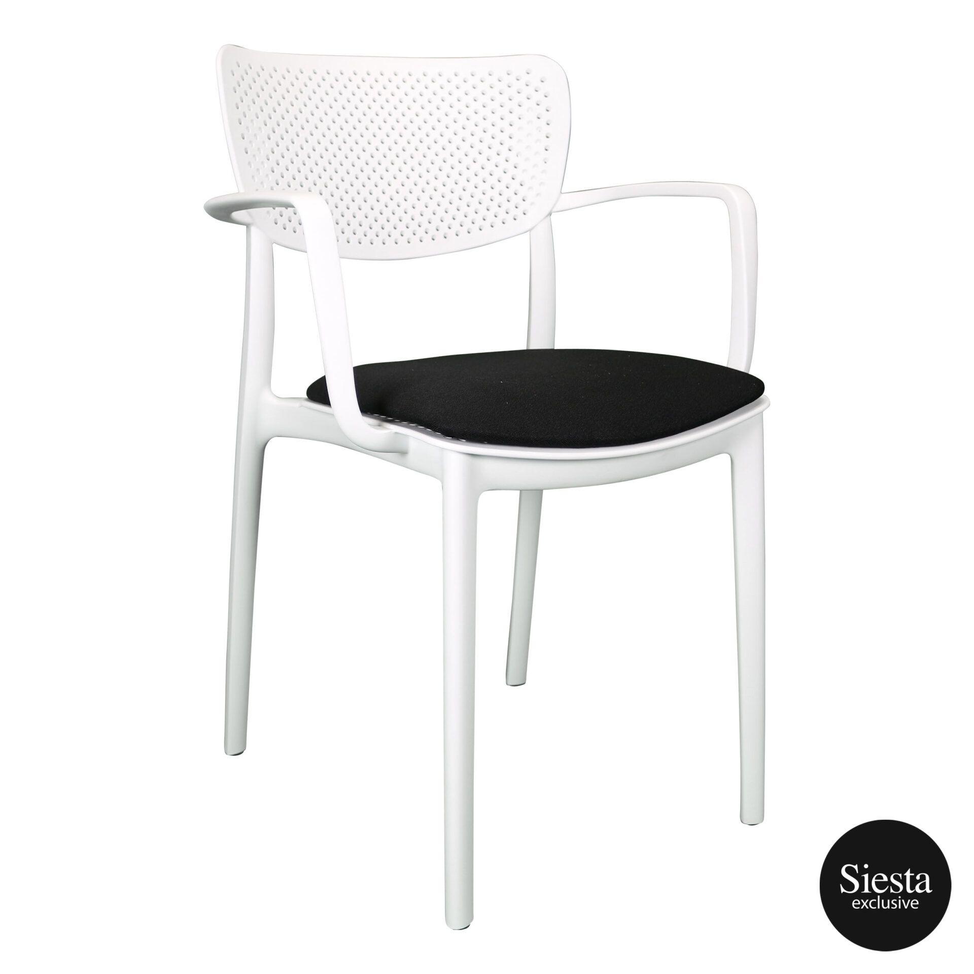loft armchair white c5a