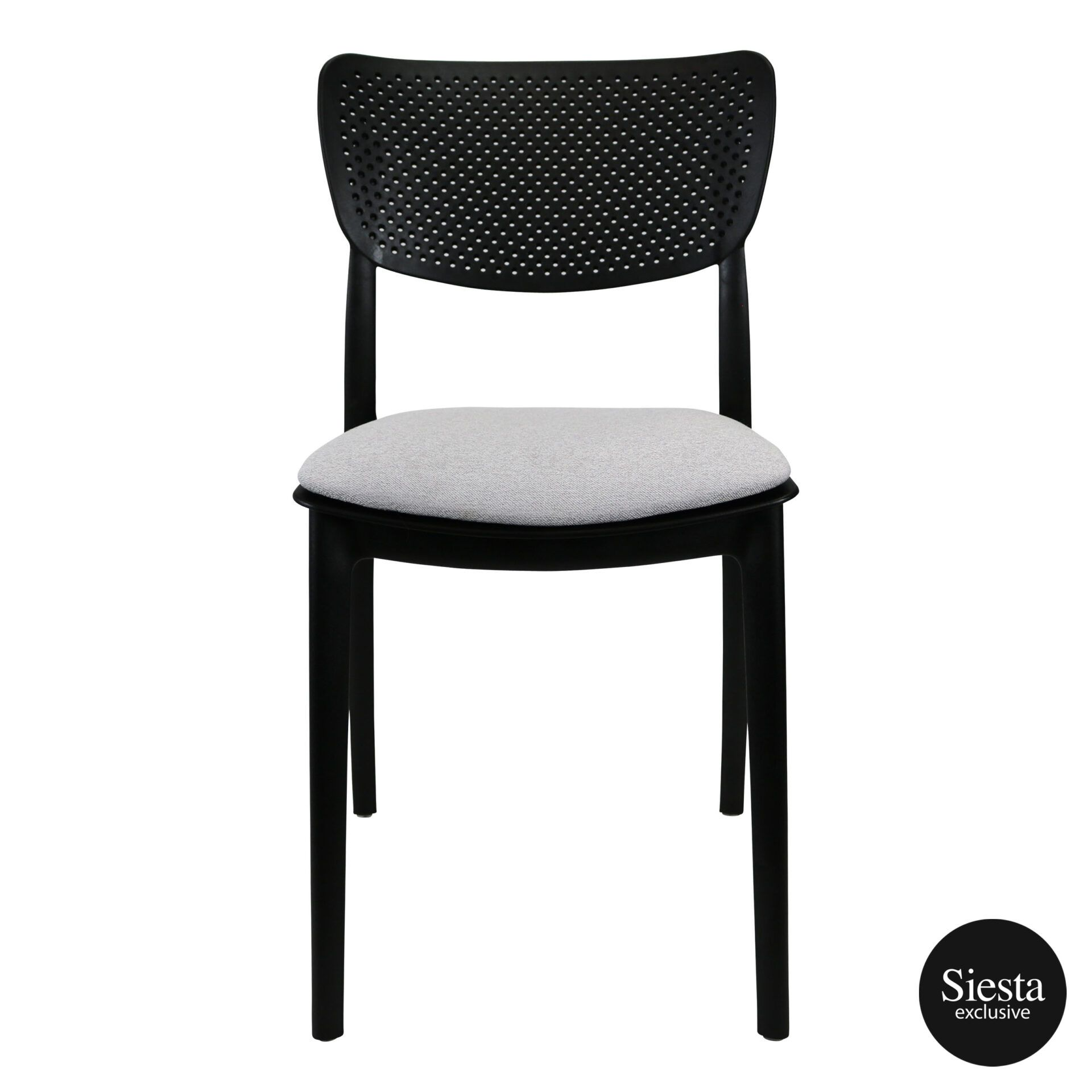 lucy chair black c1