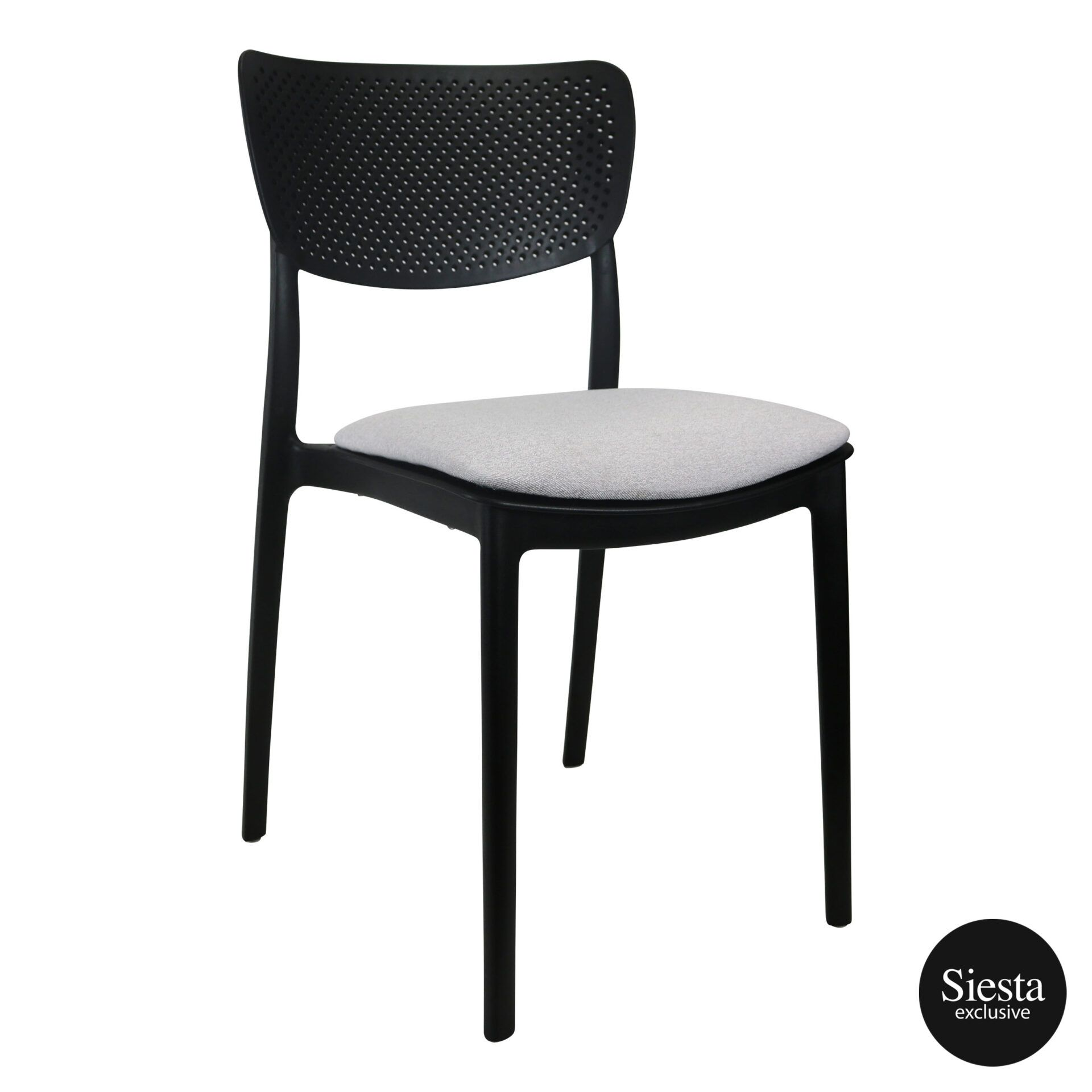 lucy chair black c1a