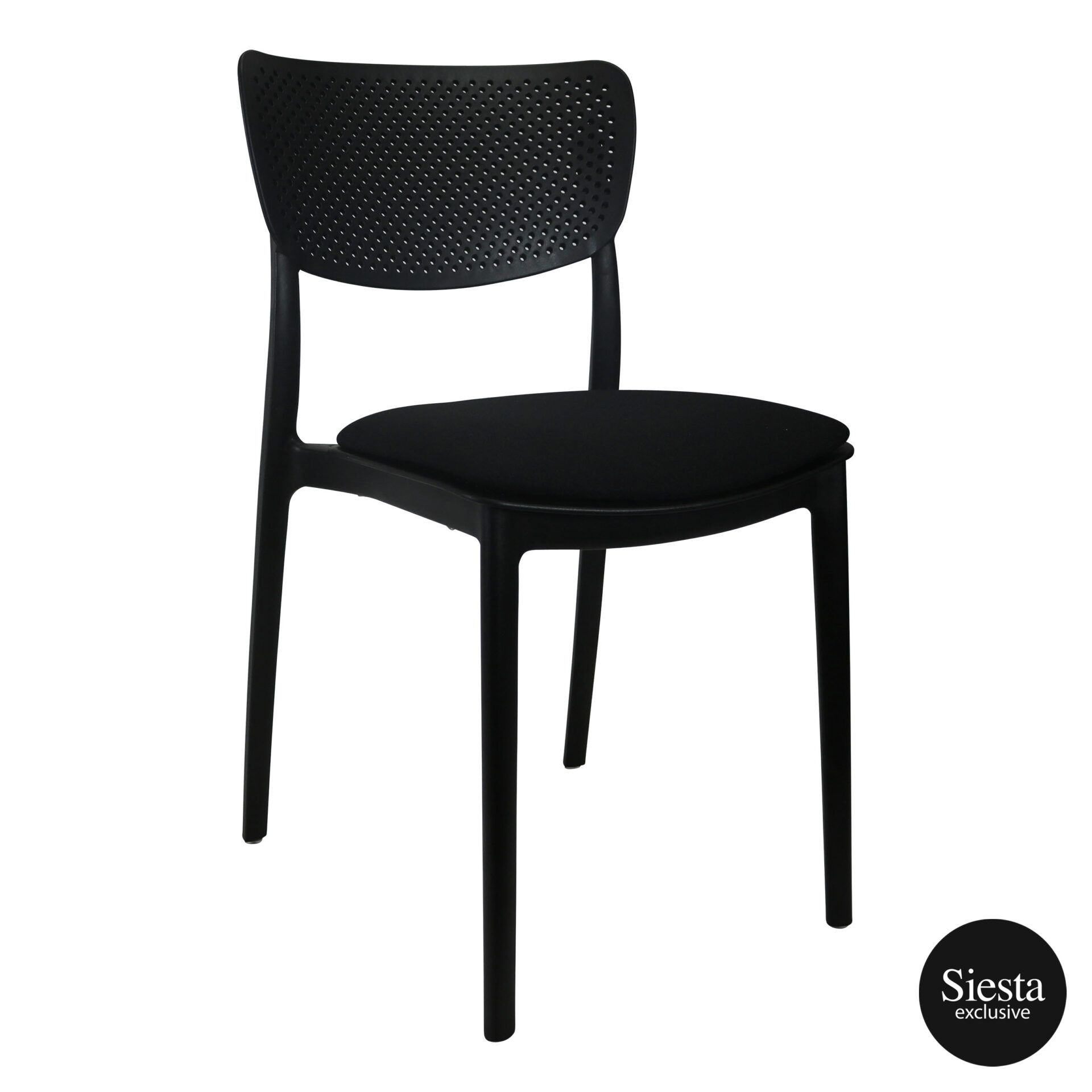 lucy chair black c3a