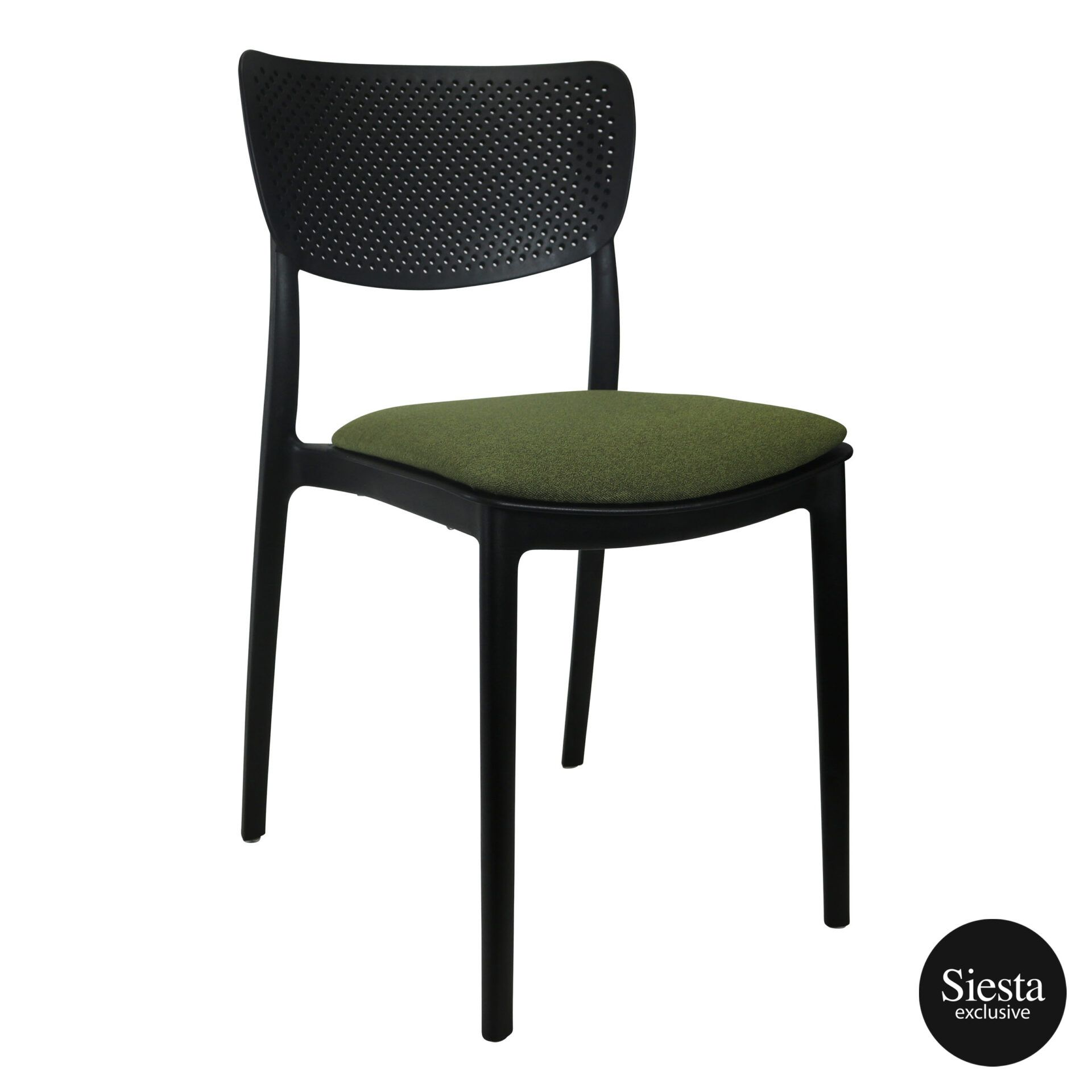 lucy chair black c4a