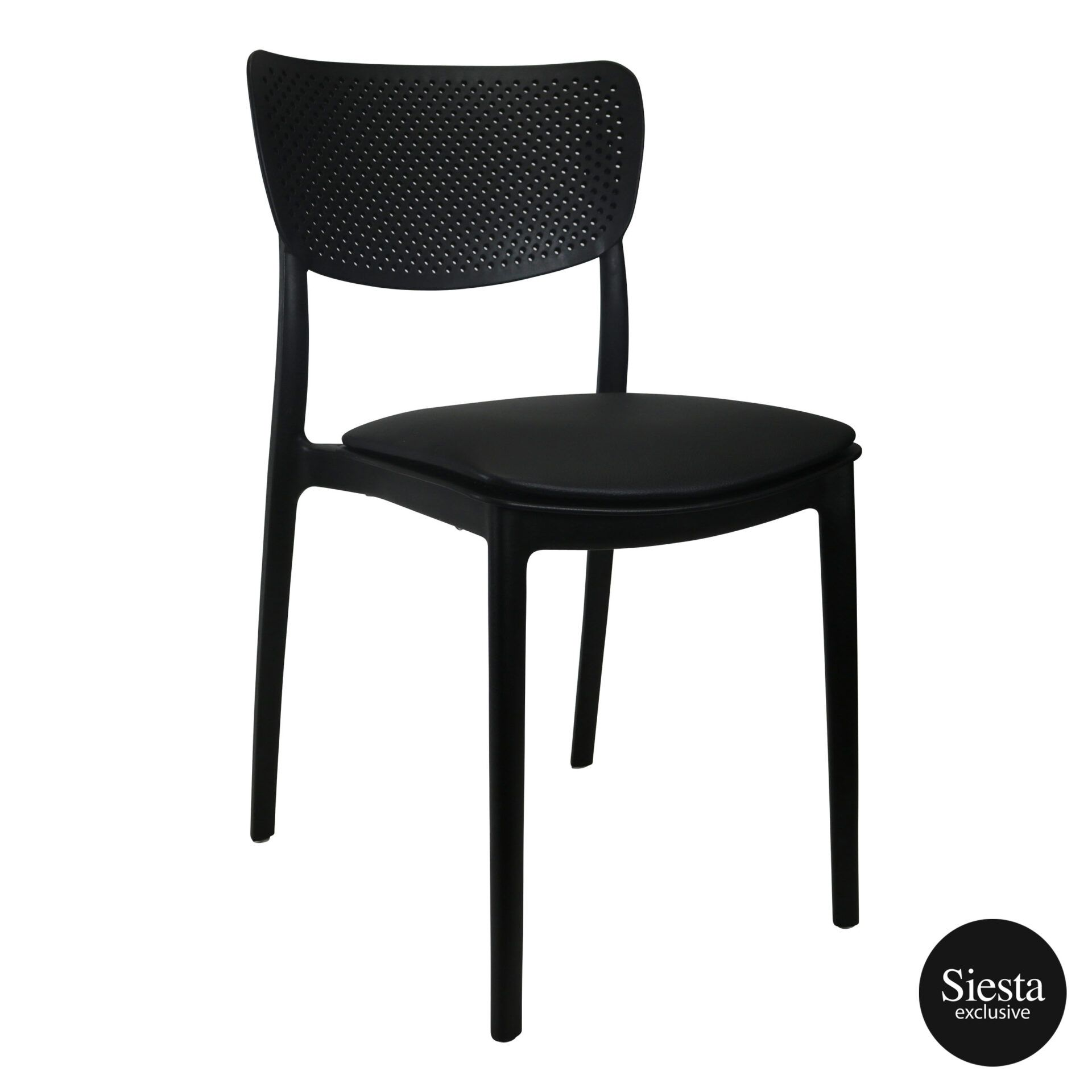 lucy chair black c5a