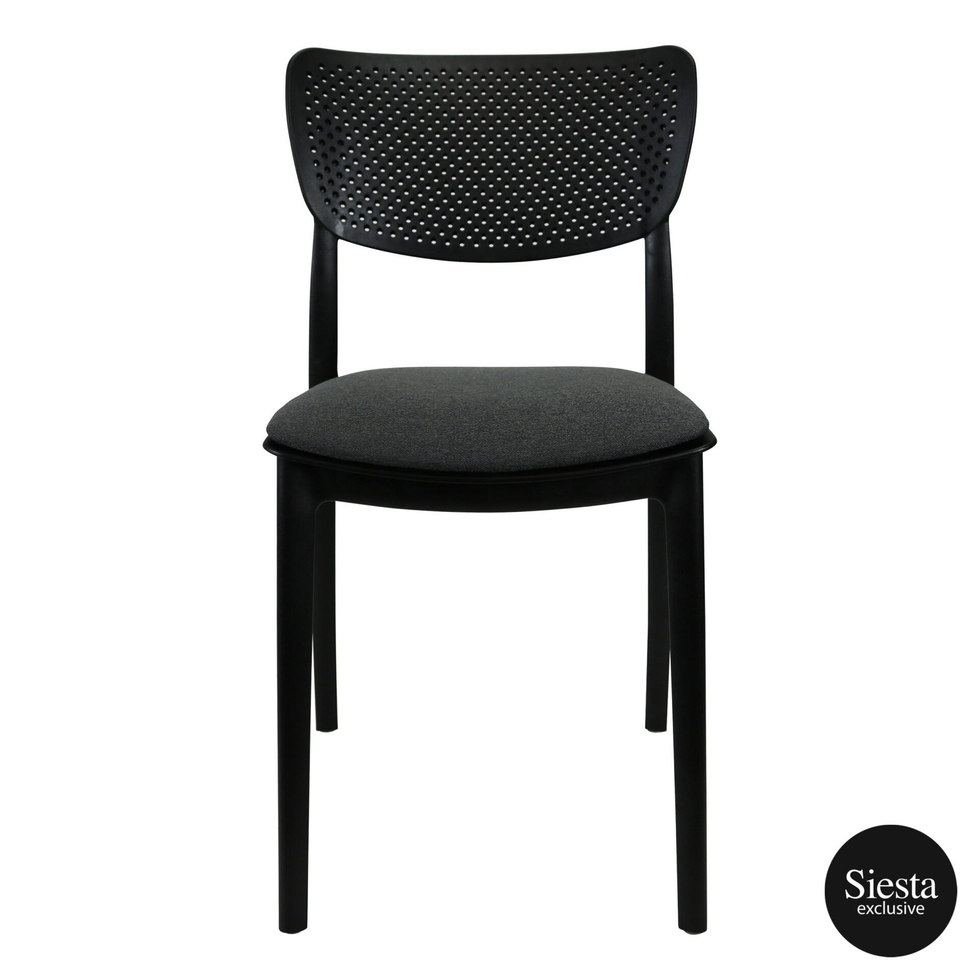 lucy chair black c6