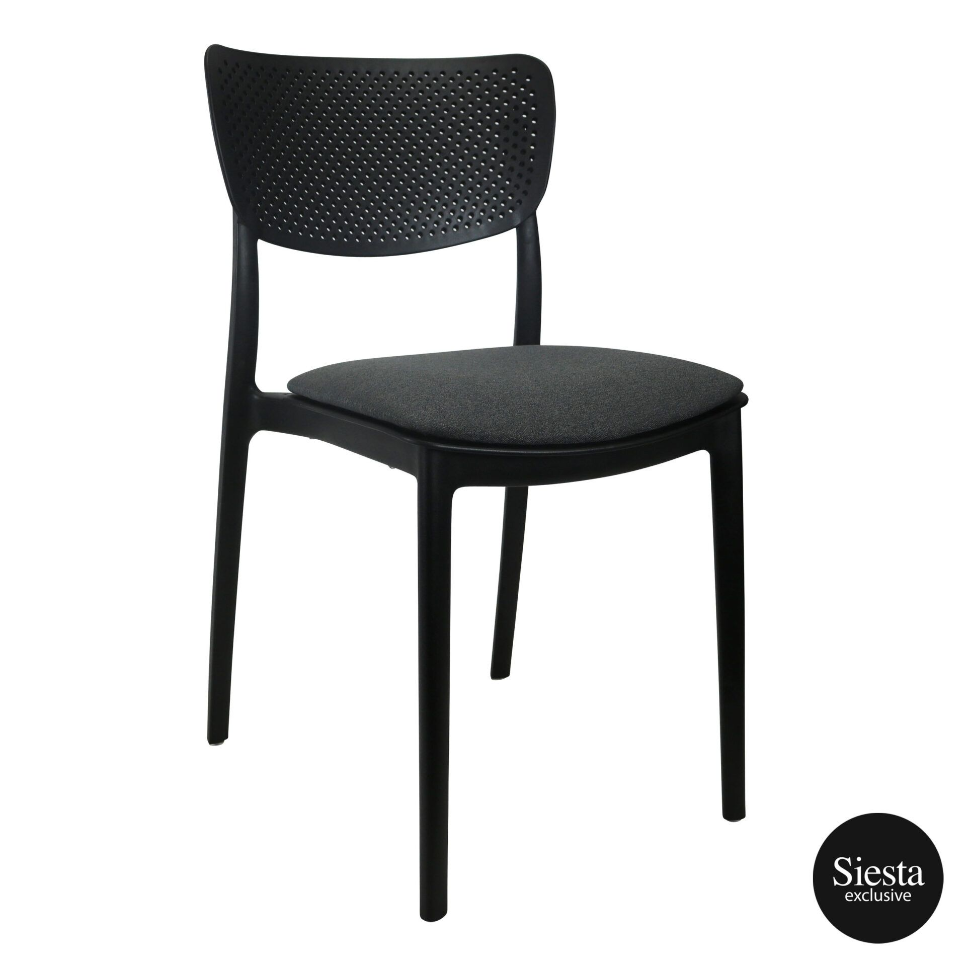 lucy chair black c6a