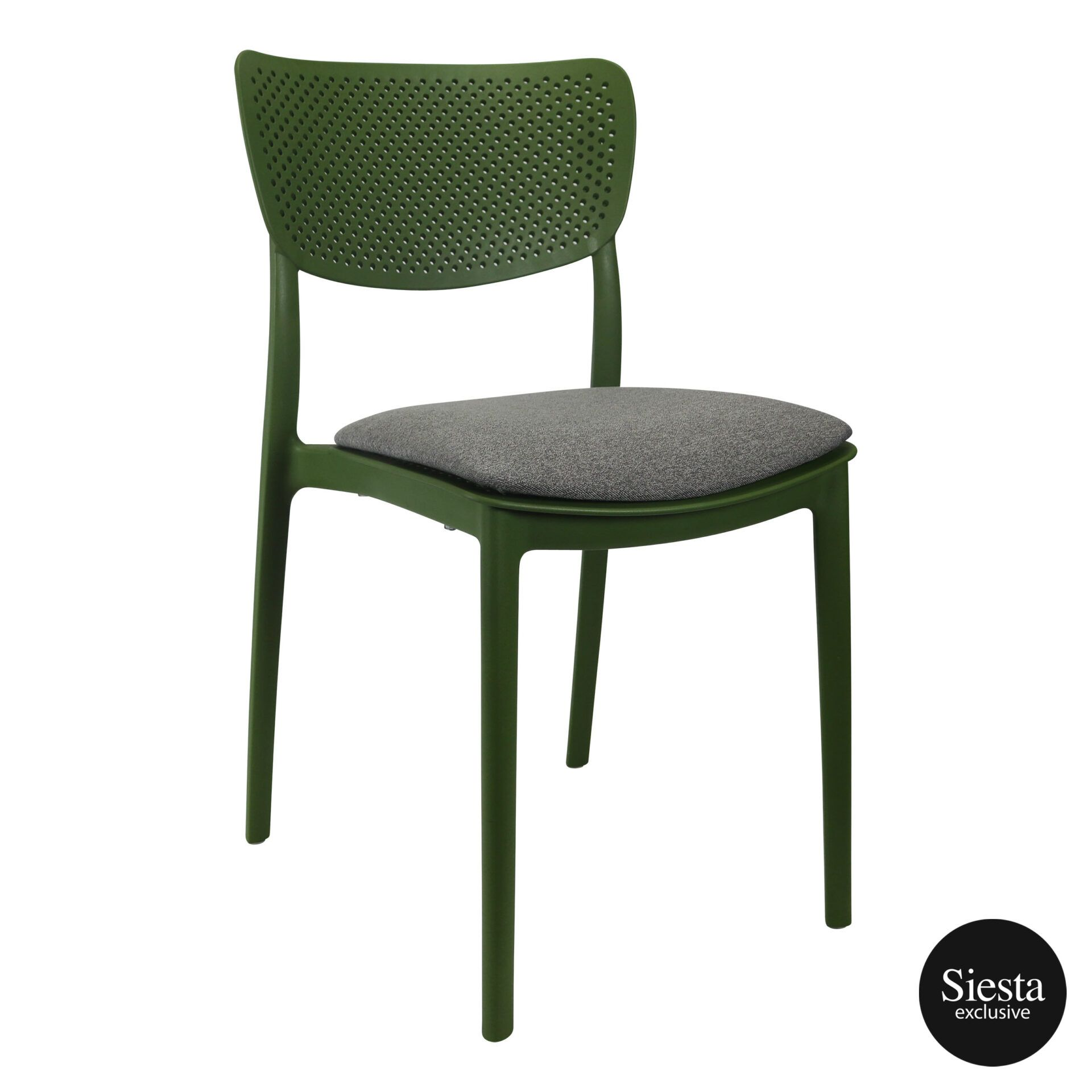 lucy chair olivegreen c2a