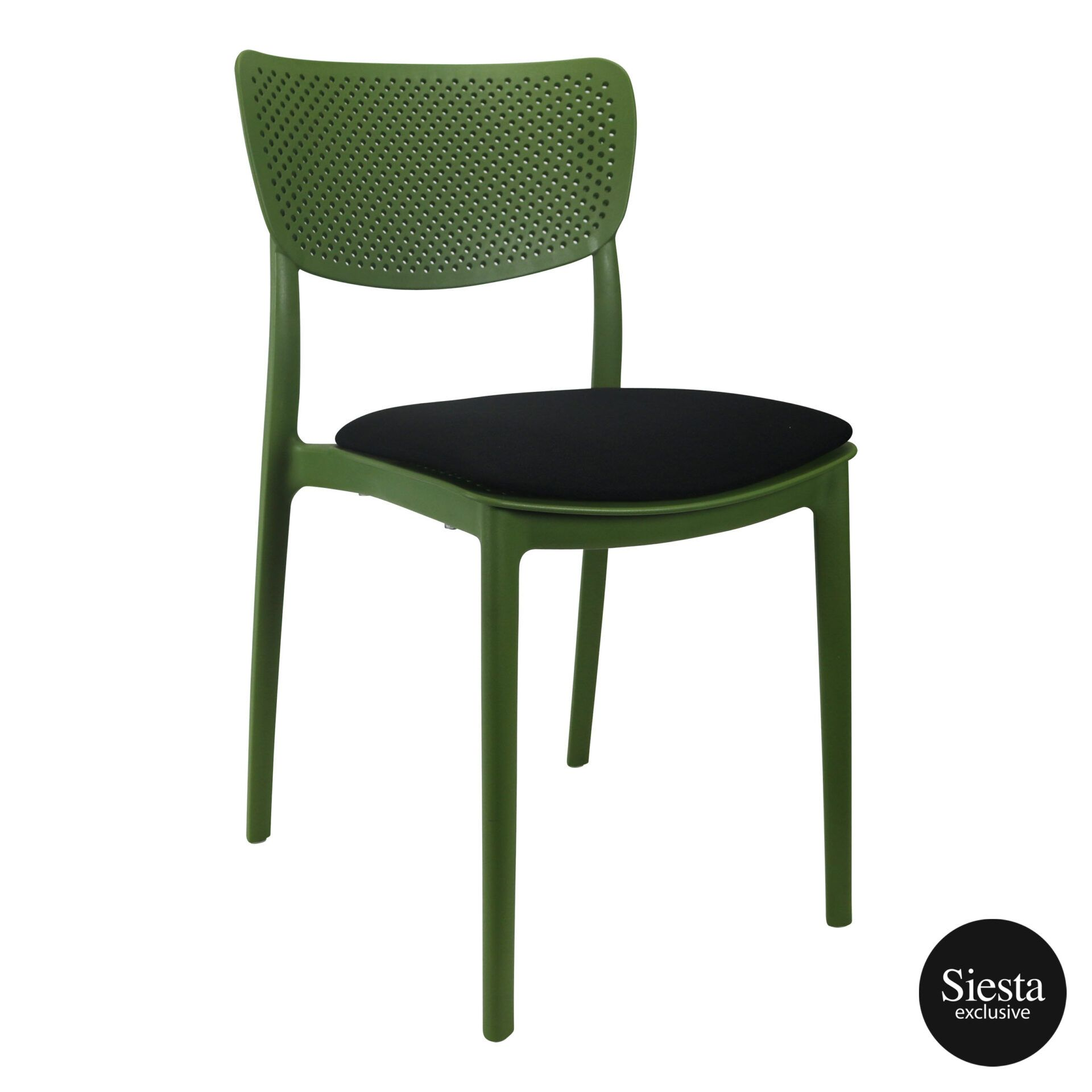 lucy chair olivegreen c3a