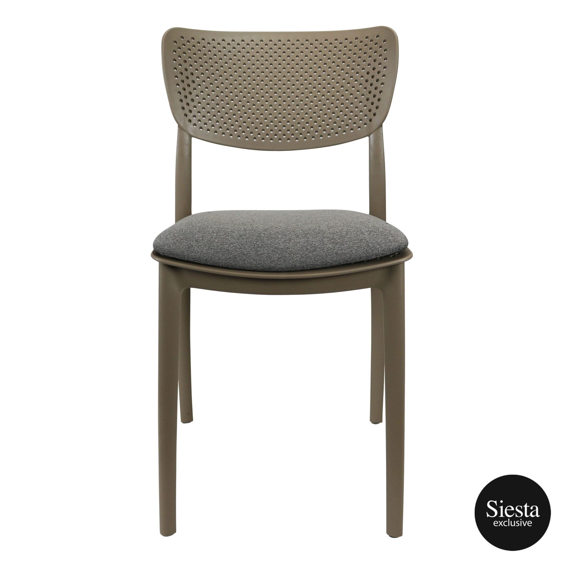 lucy chair taupe c2