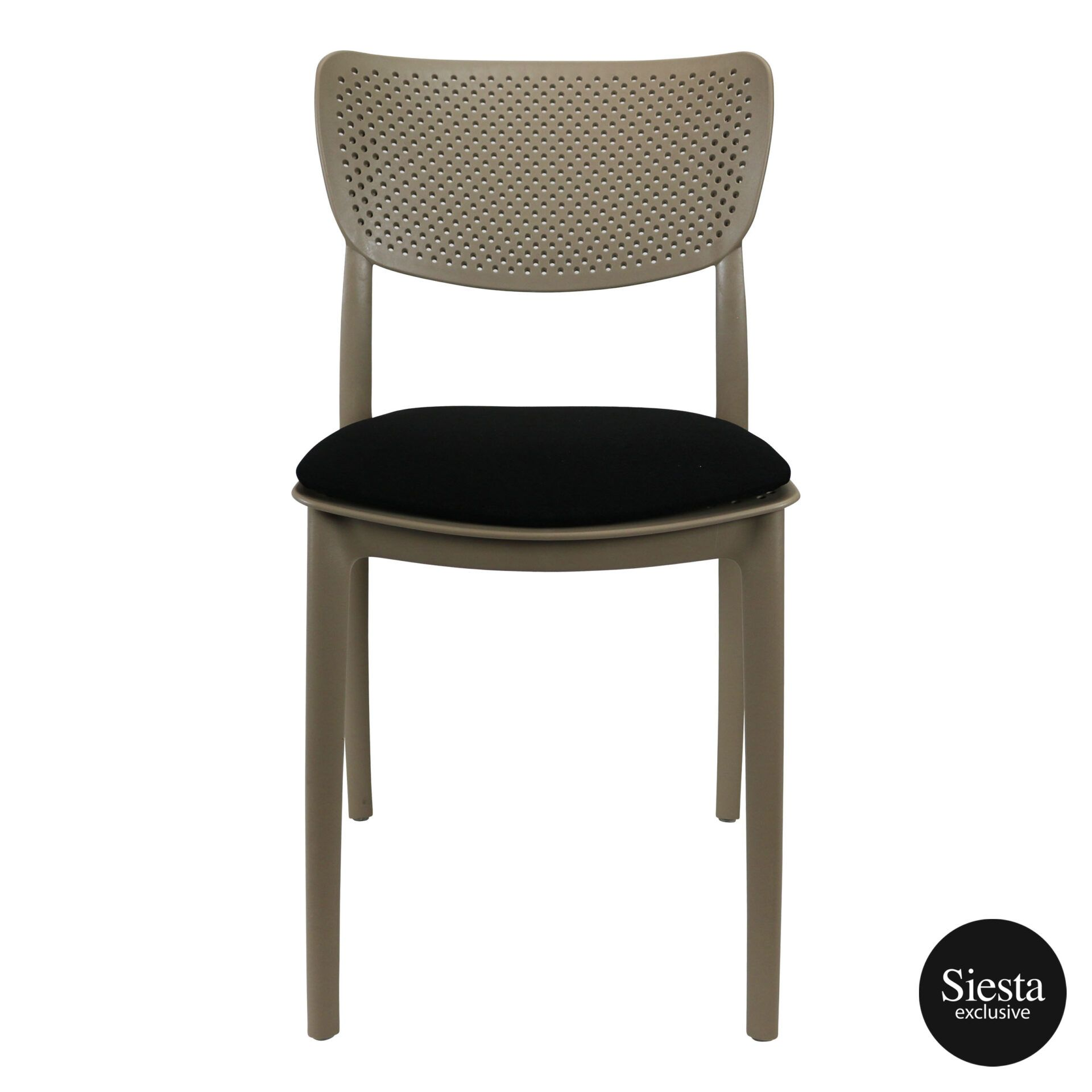 lucy chair taupe c3